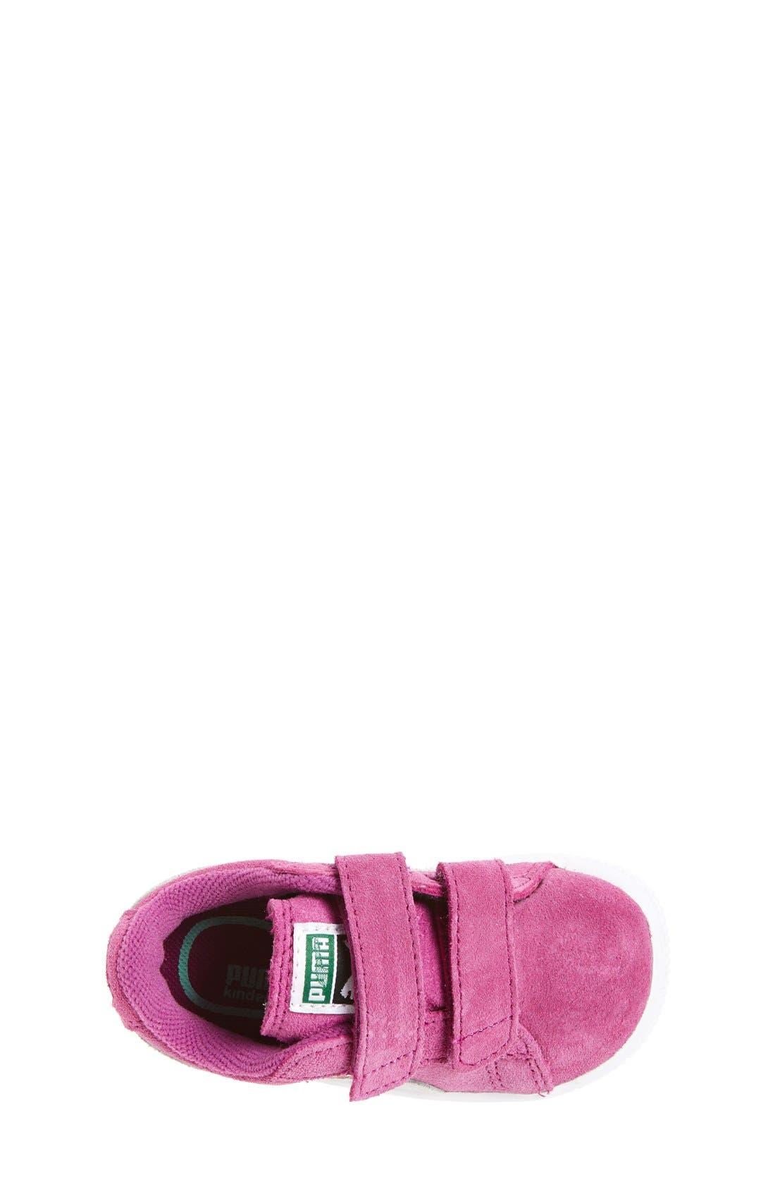 Suede Sneaker,                             Alternate thumbnail 32, color,