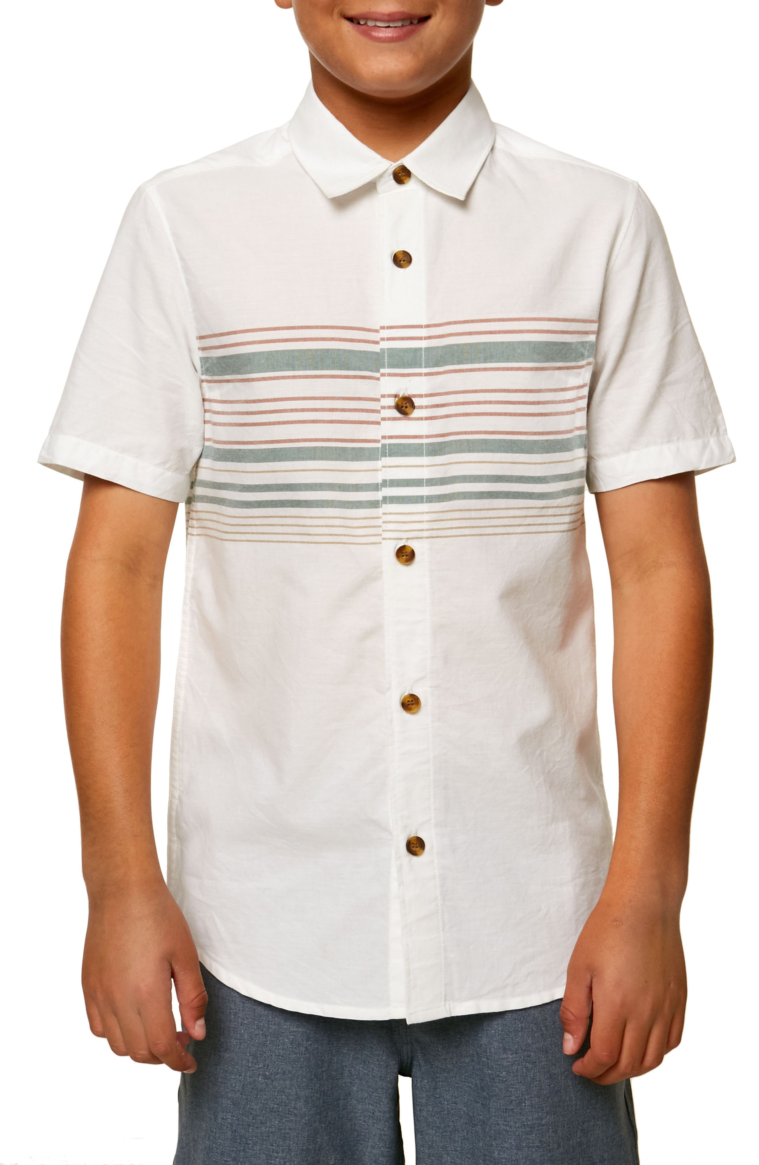 Serf Striped Woven Shirt,                         Main,                         color,