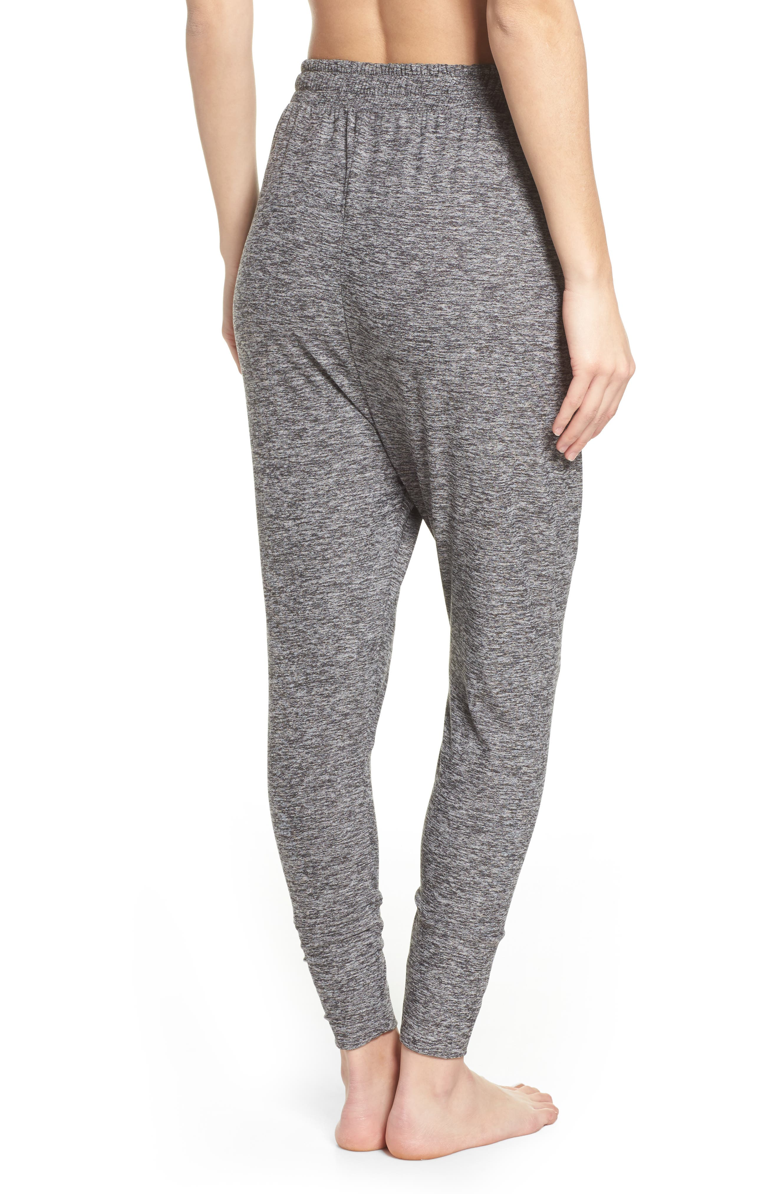 Weekend Traveler Midi Sweatpants,                             Alternate thumbnail 3, color,
