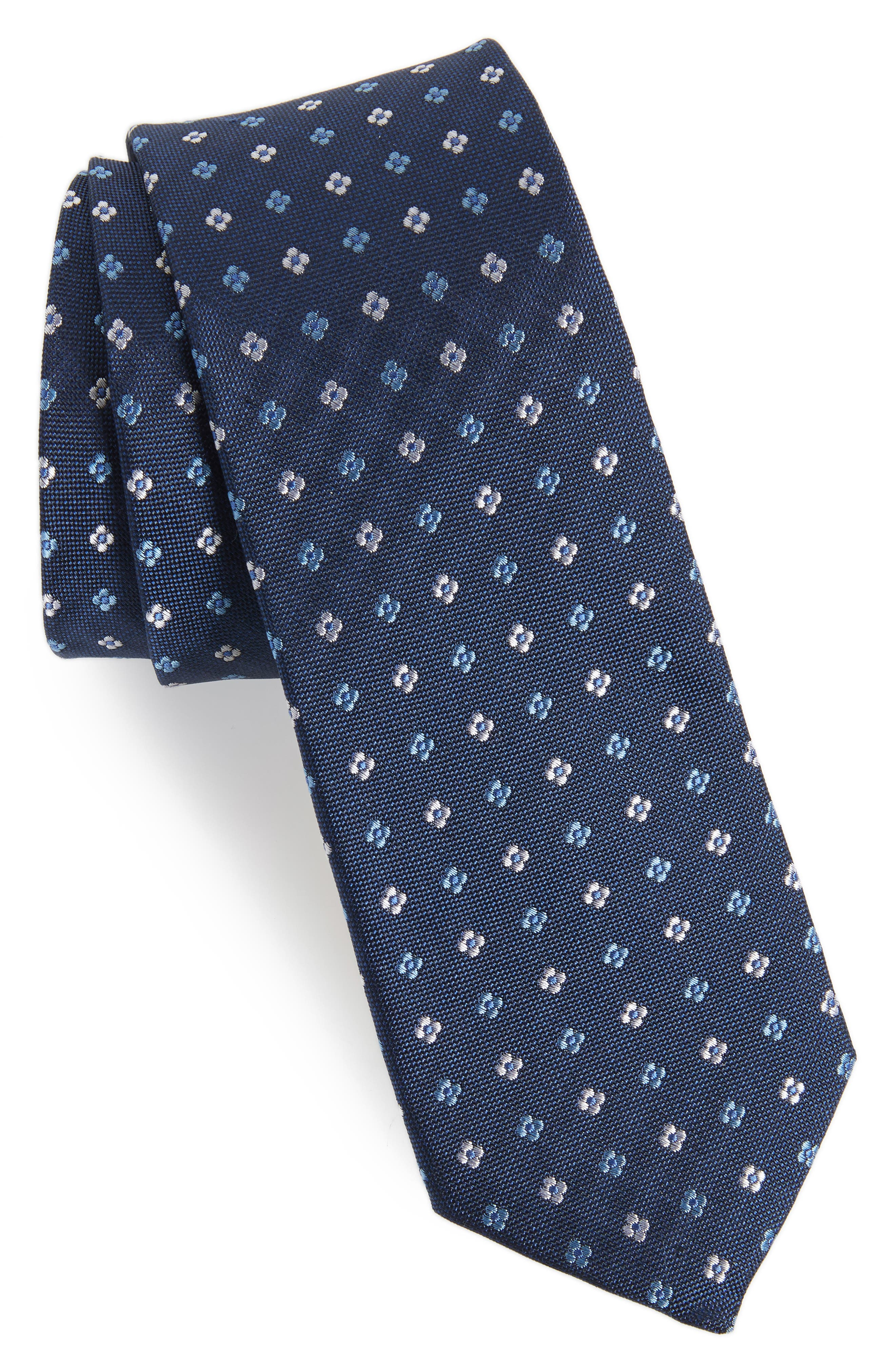 Rubio Silk Tie,                             Main thumbnail 1, color,