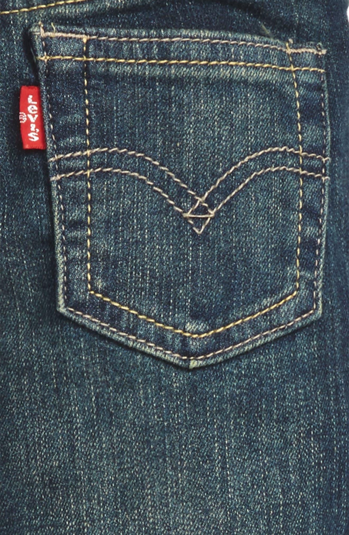 Murphy Jeans,                             Alternate thumbnail 6, color,