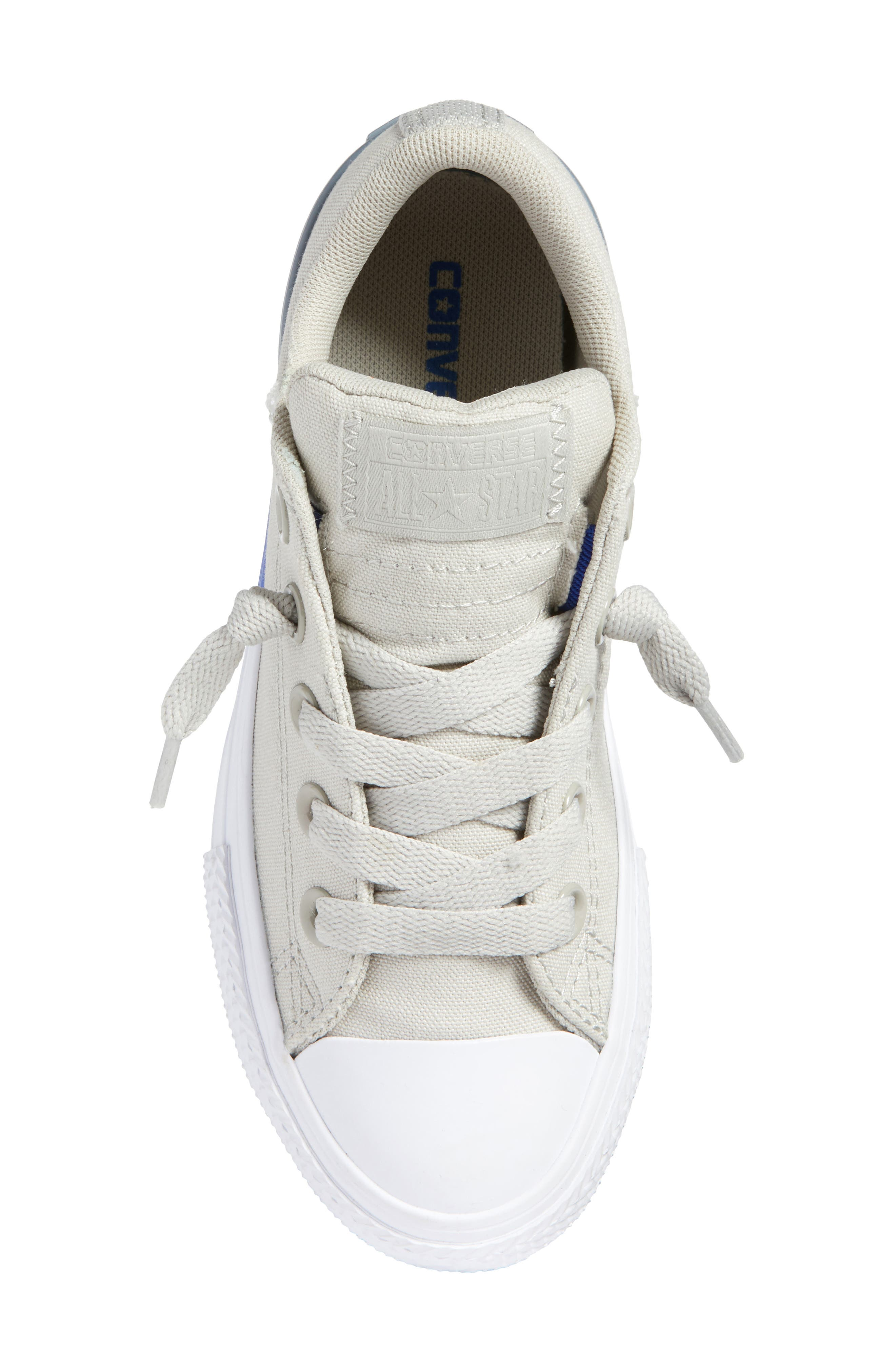 Chuck Taylor<sup>®</sup> All Star<sup>®</sup> Colorblock Street Sneaker,                             Alternate thumbnail 5, color,                             081