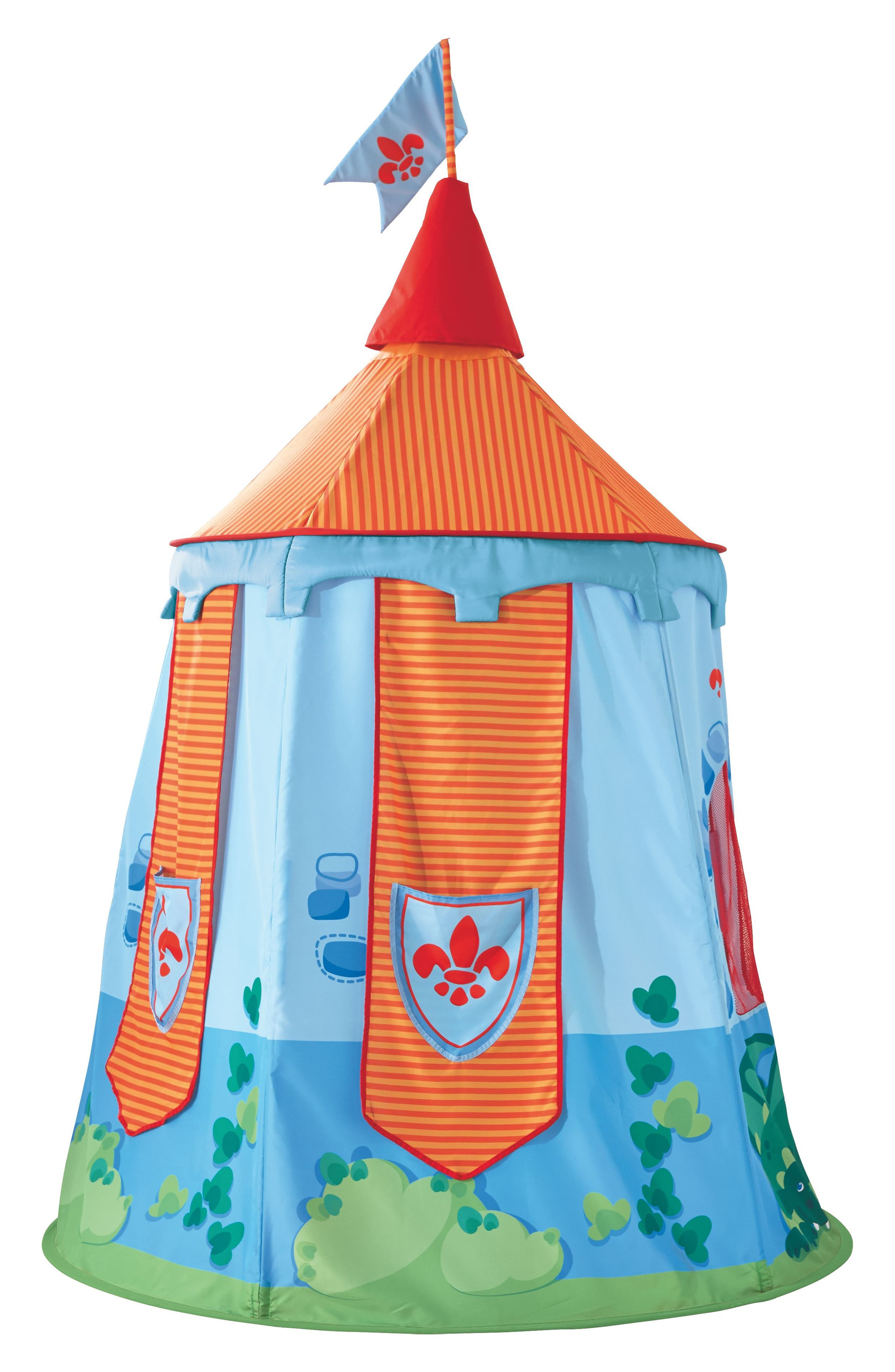 Knight's Hold Play Tent,                             Alternate thumbnail 2, color,                             400