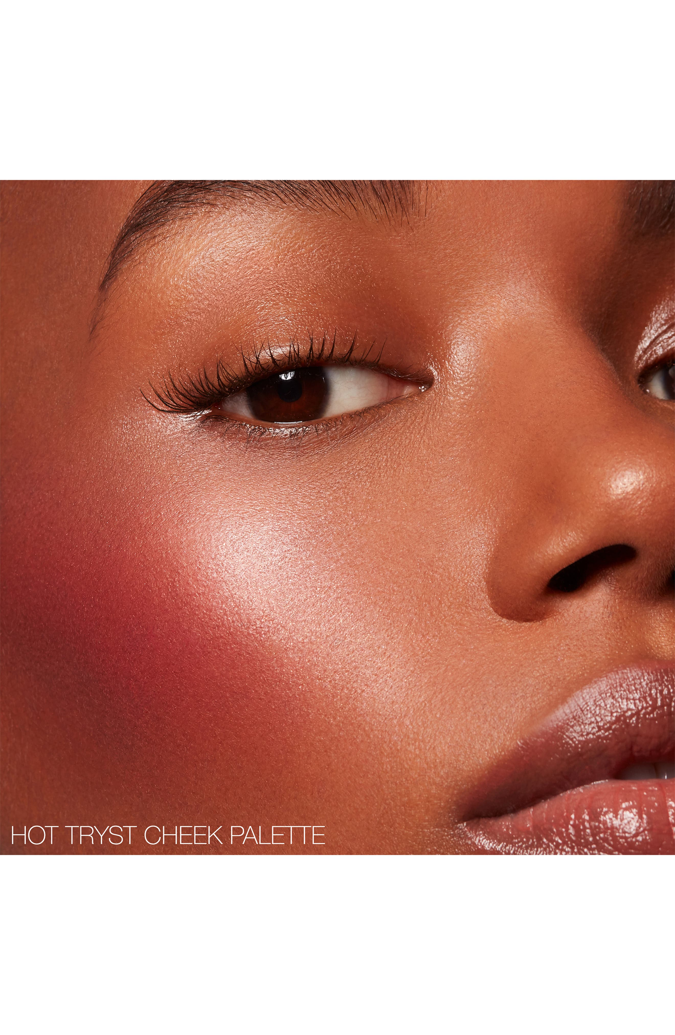 Hot Tryst Cheek Palette,                             Alternate thumbnail 2, color,                             NO COLOR