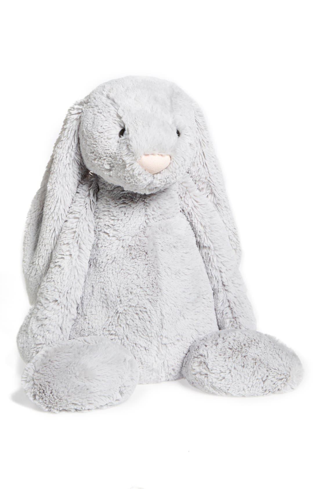 Bunny Stuffed Animal,                             Alternate thumbnail 3, color,                             020