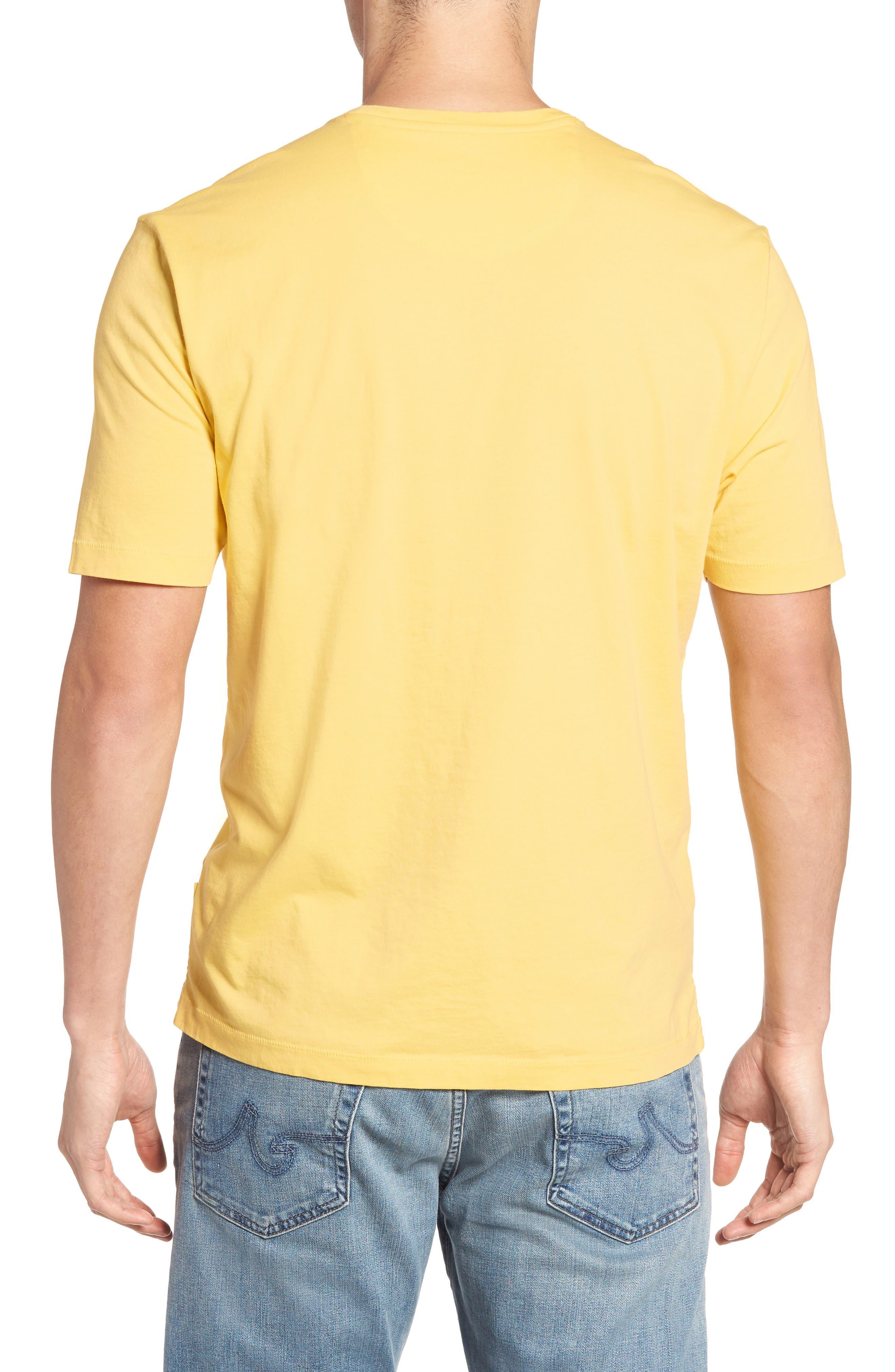 New Bali Sky Pima Cotton Pocket T-Shirt,                             Alternate thumbnail 71, color,