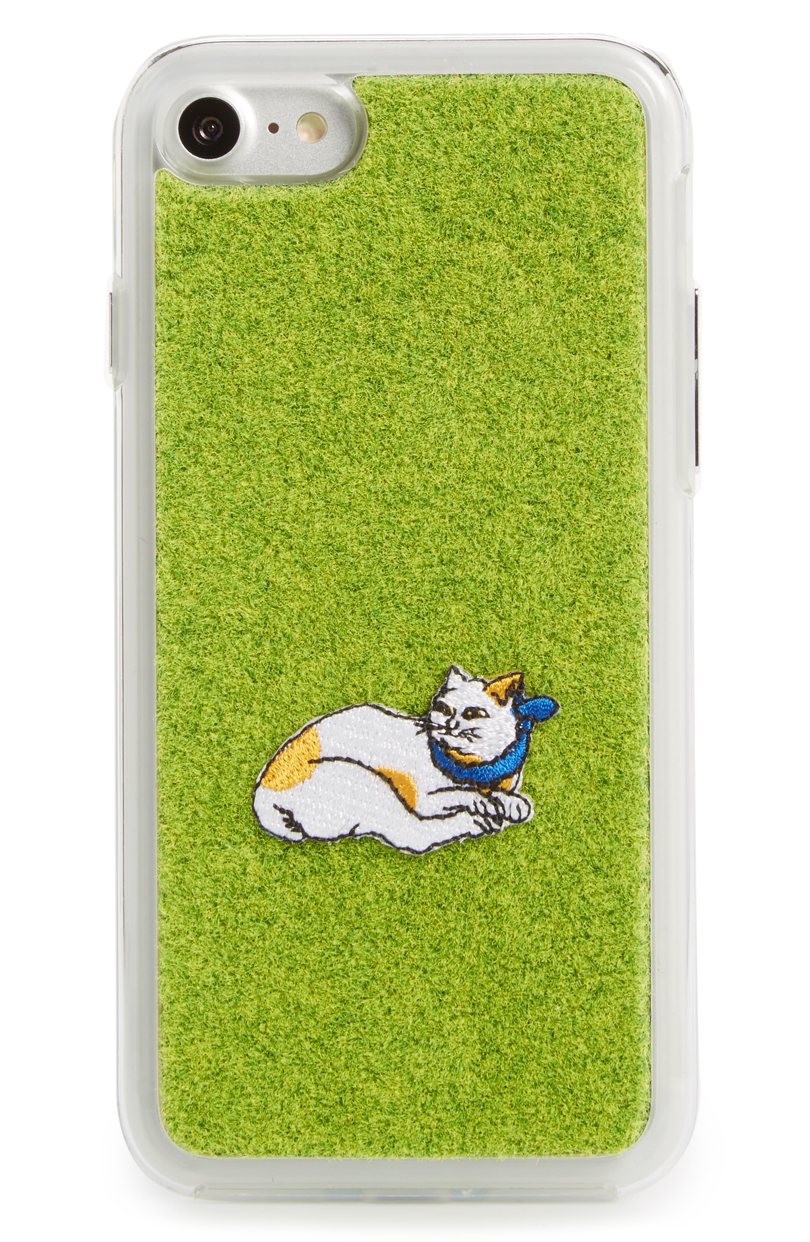 Neko Shinagawa iPhone 7 & iPhone 7 Plus Case,                             Main thumbnail 1, color,                             300
