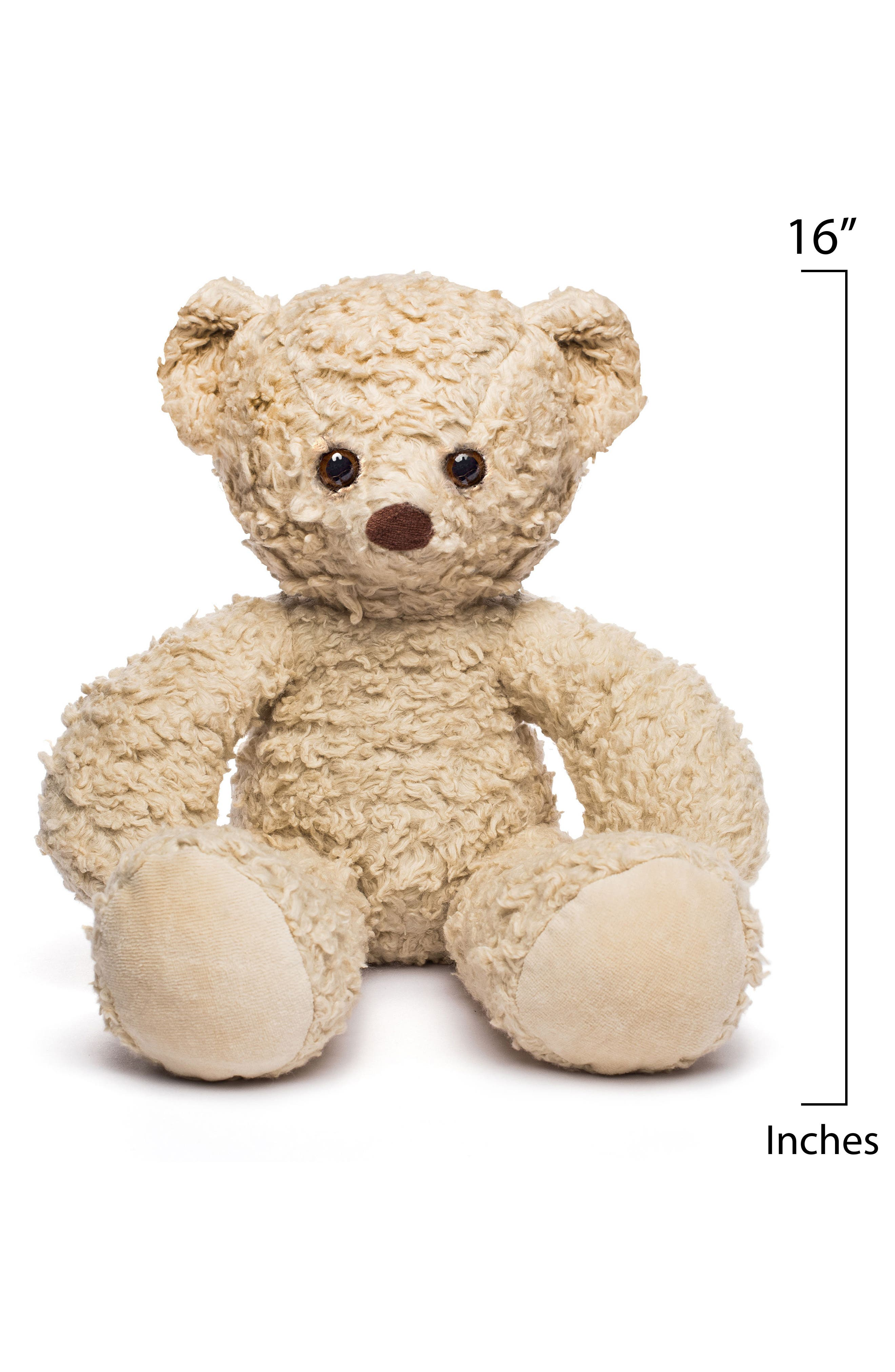 Medium Stuffed Bear,                             Alternate thumbnail 7, color,