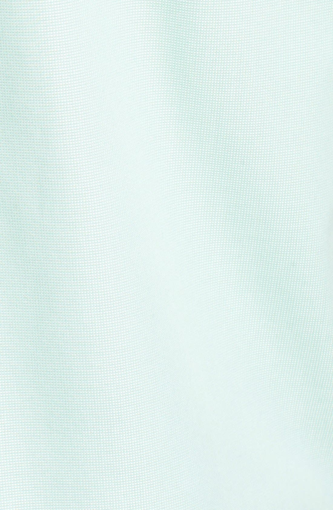 'Classic' Smartcare<sup>™</sup> Regular Fit Short Sleeve Cotton Sport Shirt,                             Alternate thumbnail 30, color,