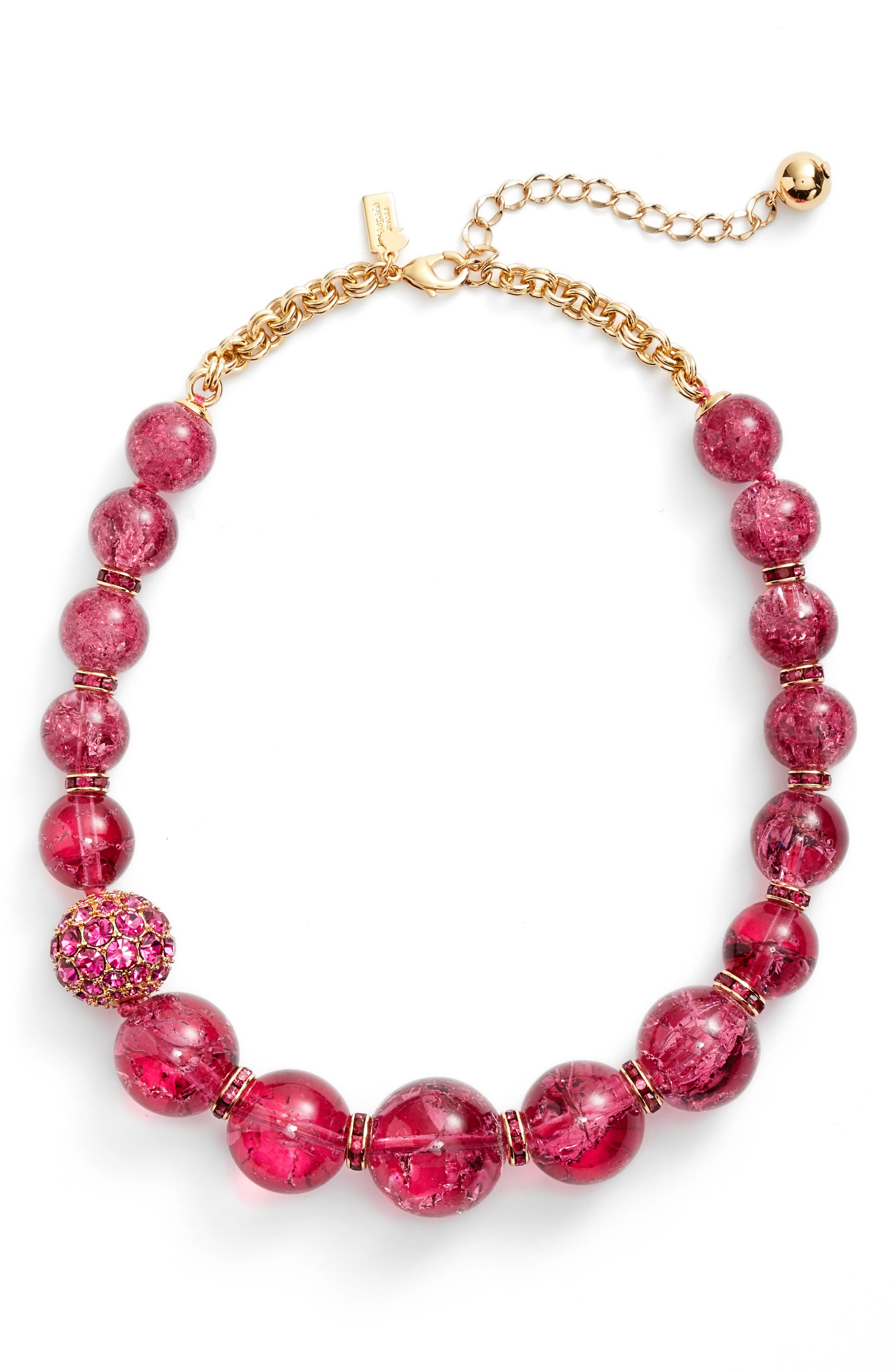 true colors collar necklace,                             Main thumbnail 1, color,                             710