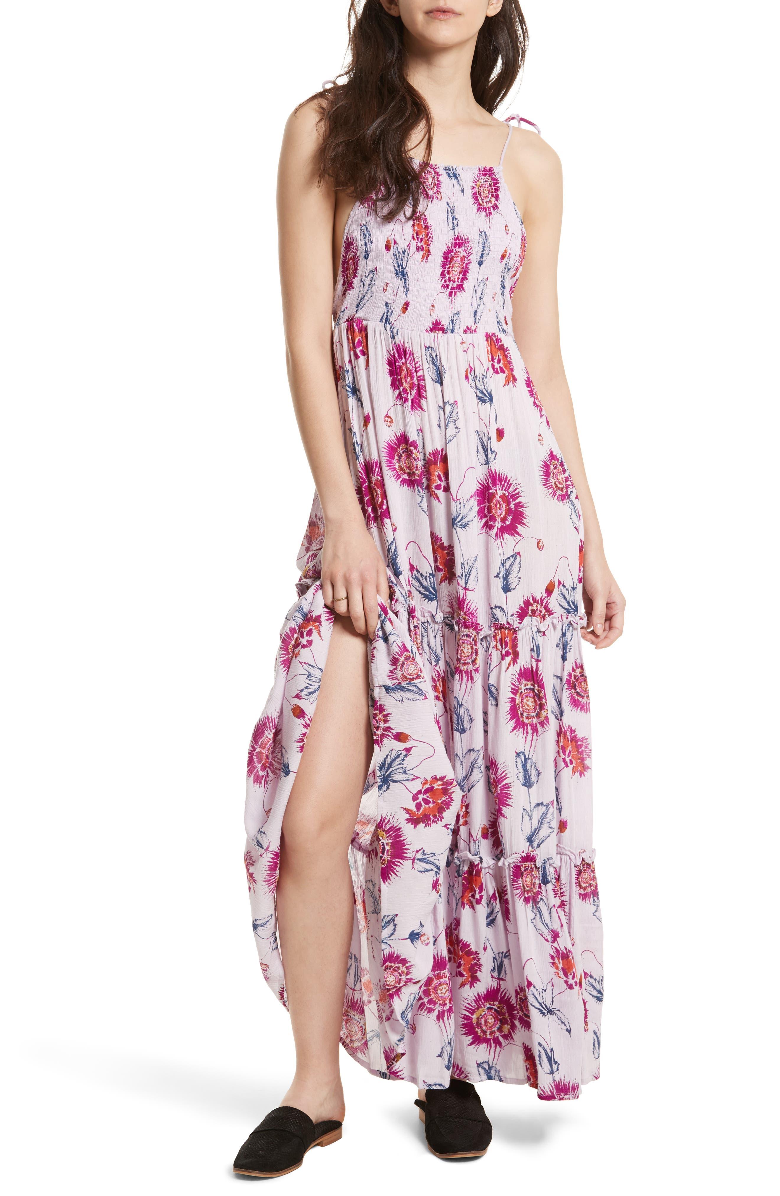 Garden Party Maxi Dress,                             Main thumbnail 6, color,