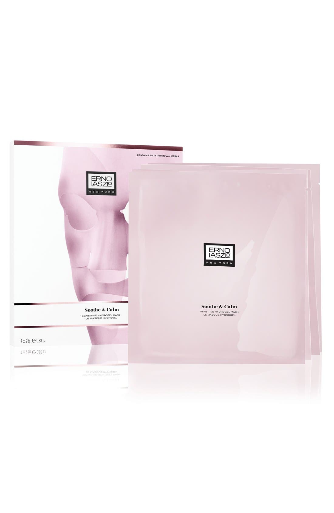 ERNO LASZLO,                             Sensitive Hydrogel Mask,                             Main thumbnail 1, color,                             000