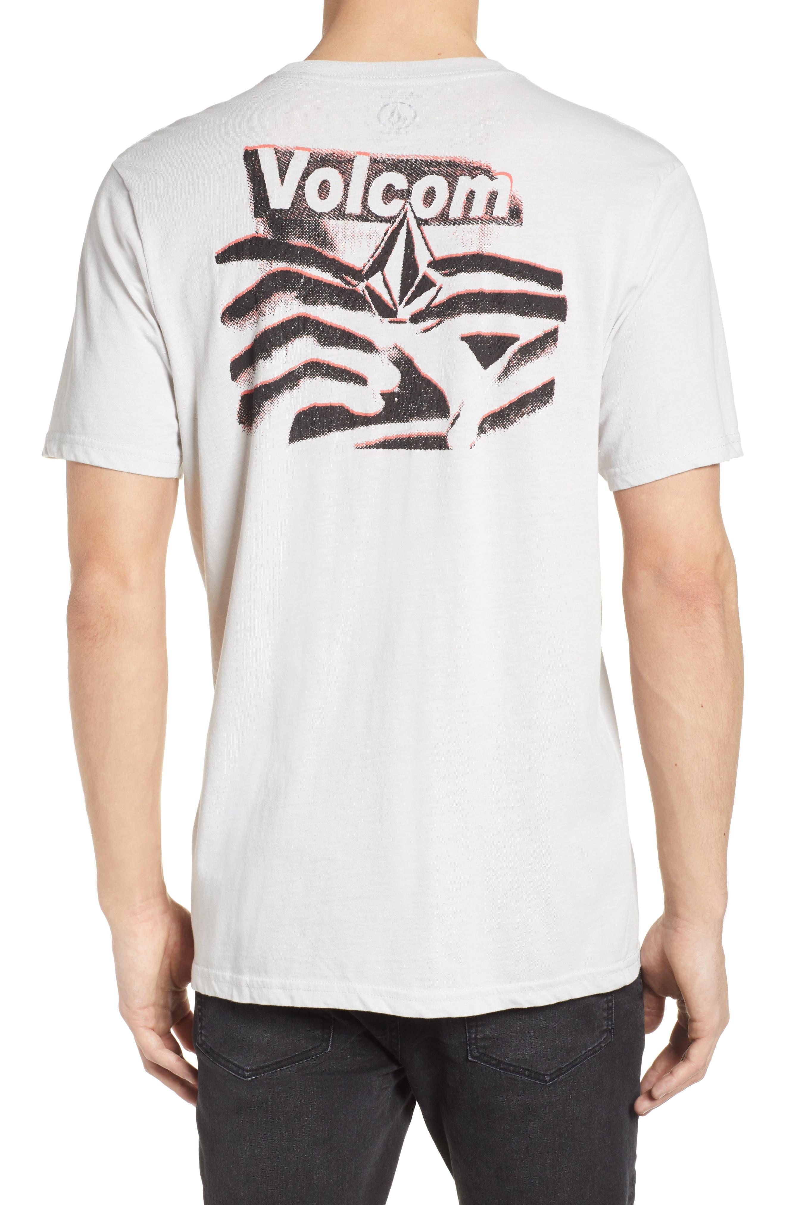 Liberate Stone Graphic T-Shirt,                             Alternate thumbnail 4, color,