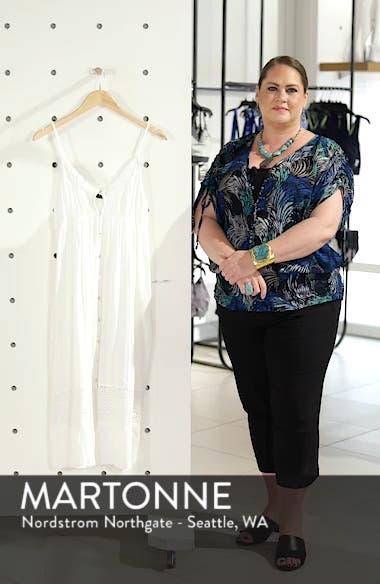 Lace Frill Midi Dress, sales video thumbnail