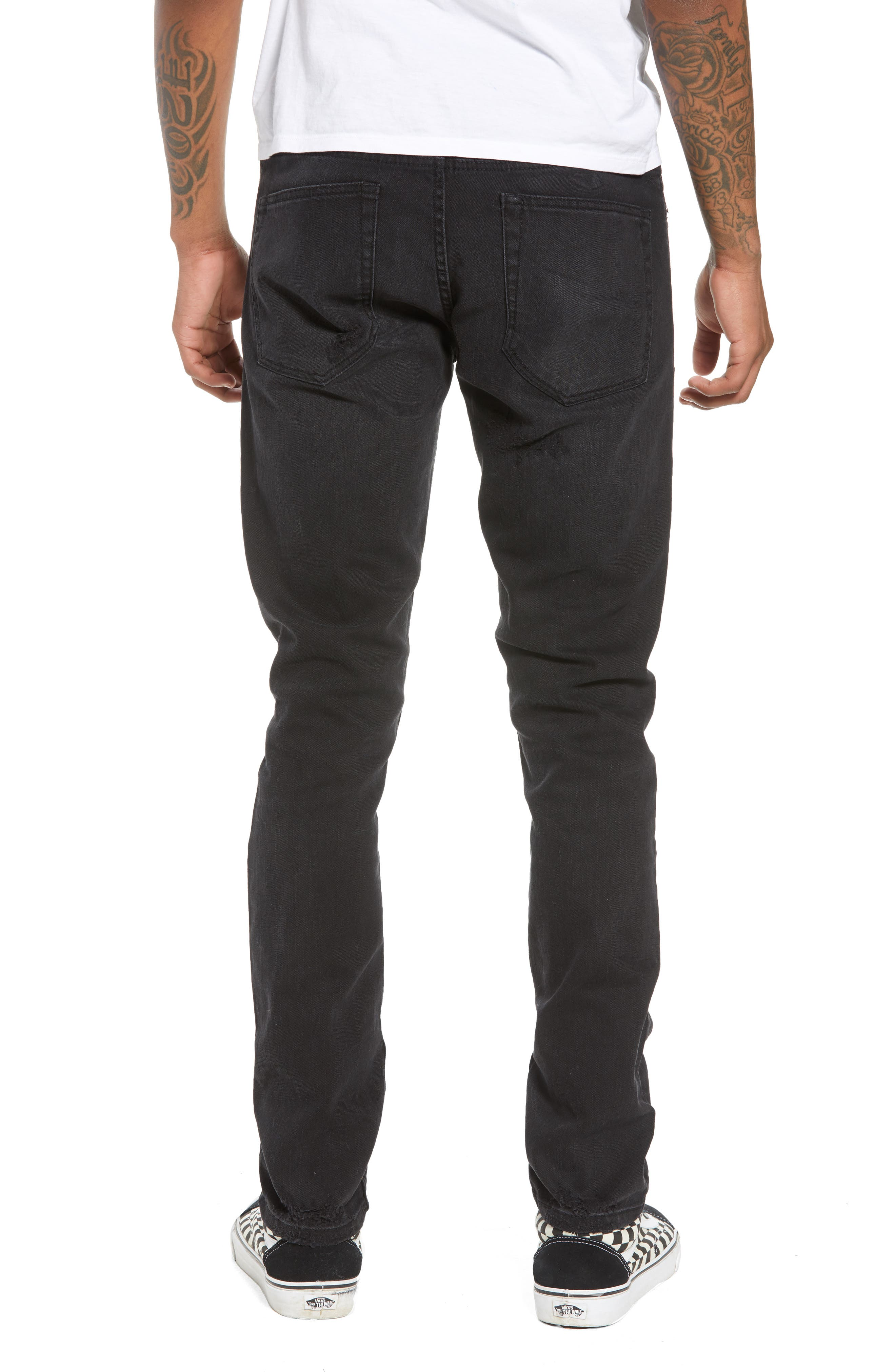 BLANKNYC,                             Wooster Slim Fit Jeans,                             Alternate thumbnail 2, color,                             002