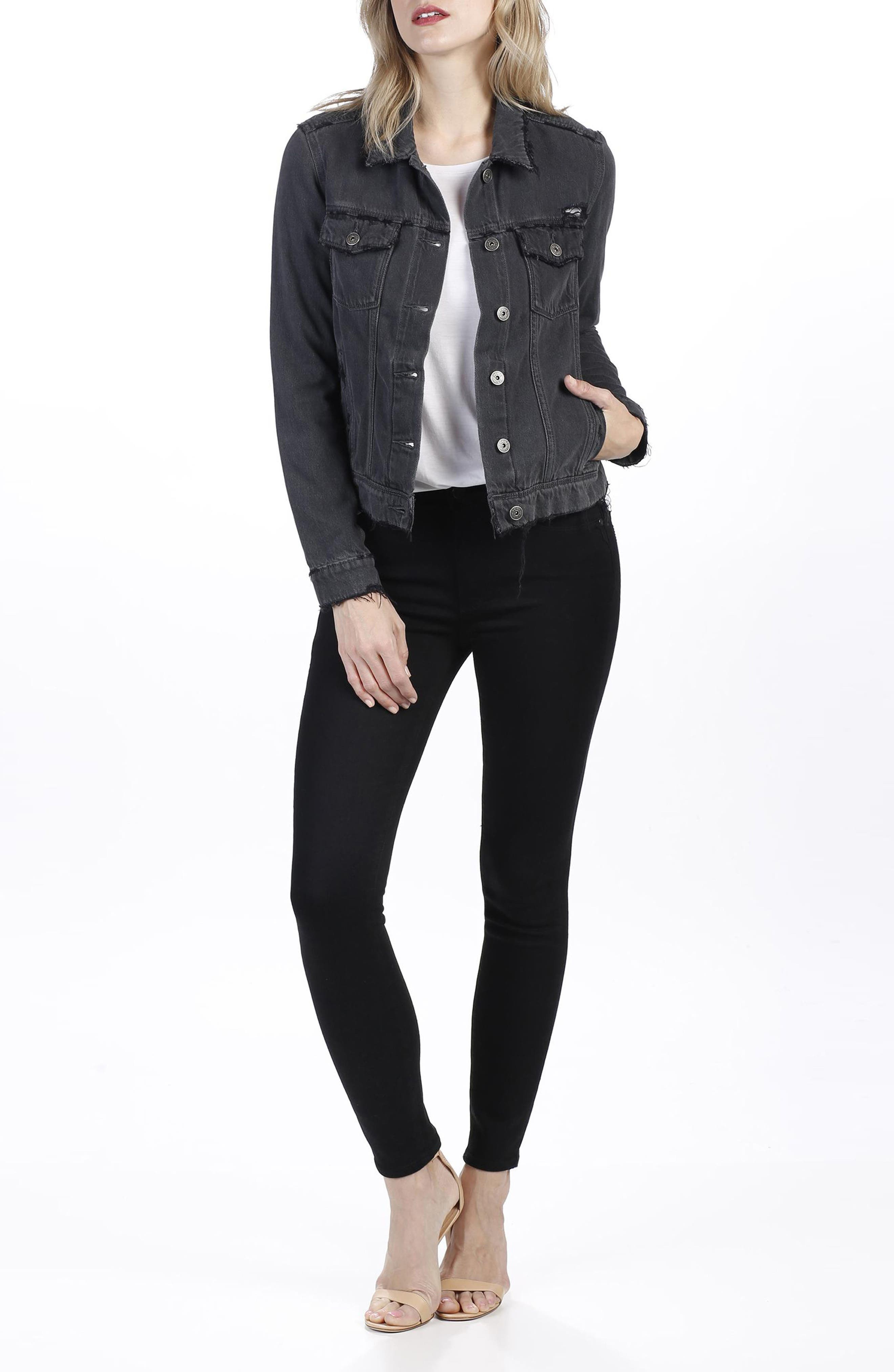 Rowan Denim Jacket,                             Alternate thumbnail 3, color,
