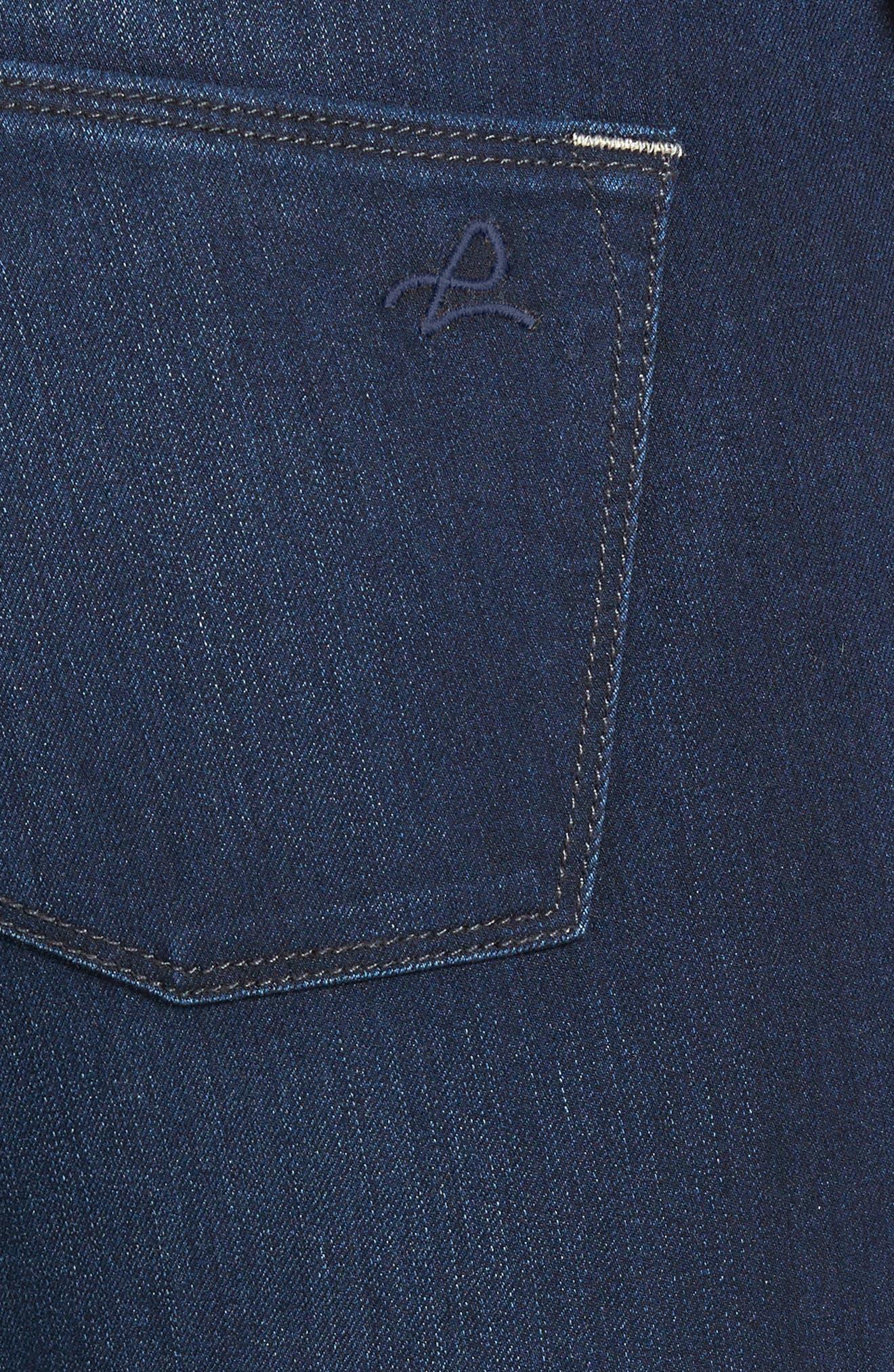 'Grace' Straight Jeans,                             Alternate thumbnail 9, color,                             405