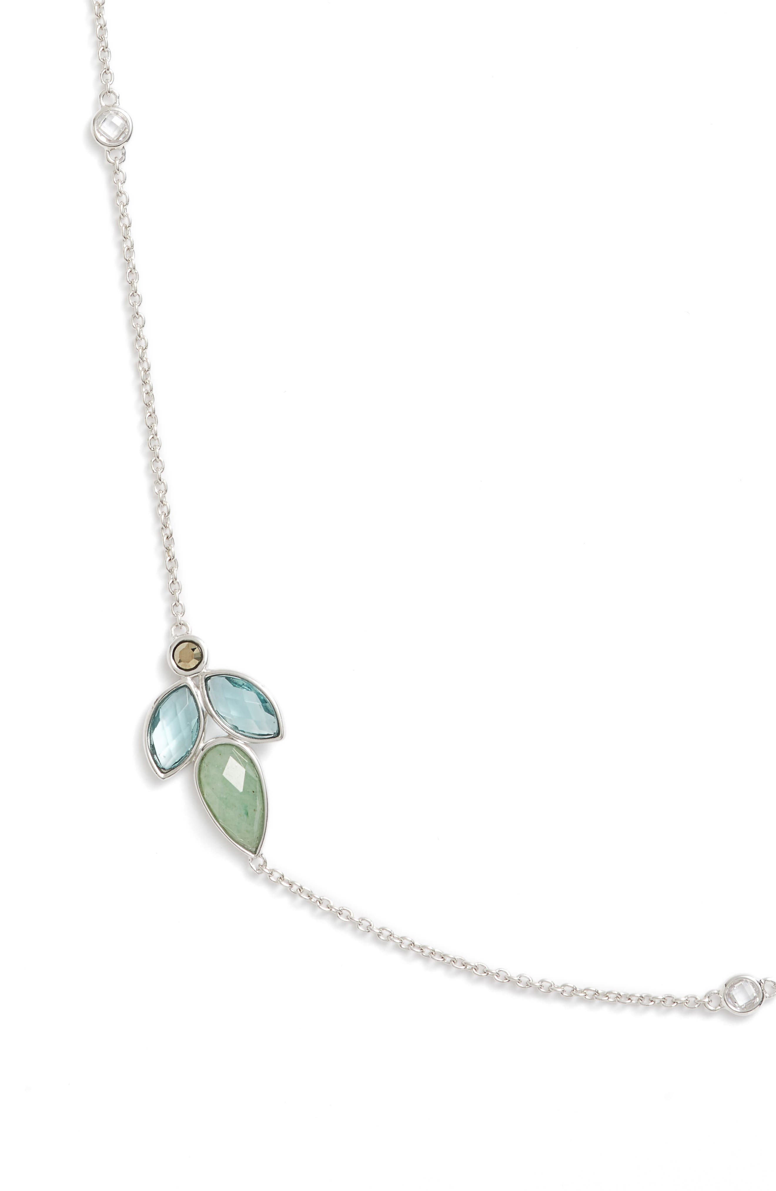 Lakeside Station Necklace,                             Alternate thumbnail 2, color,