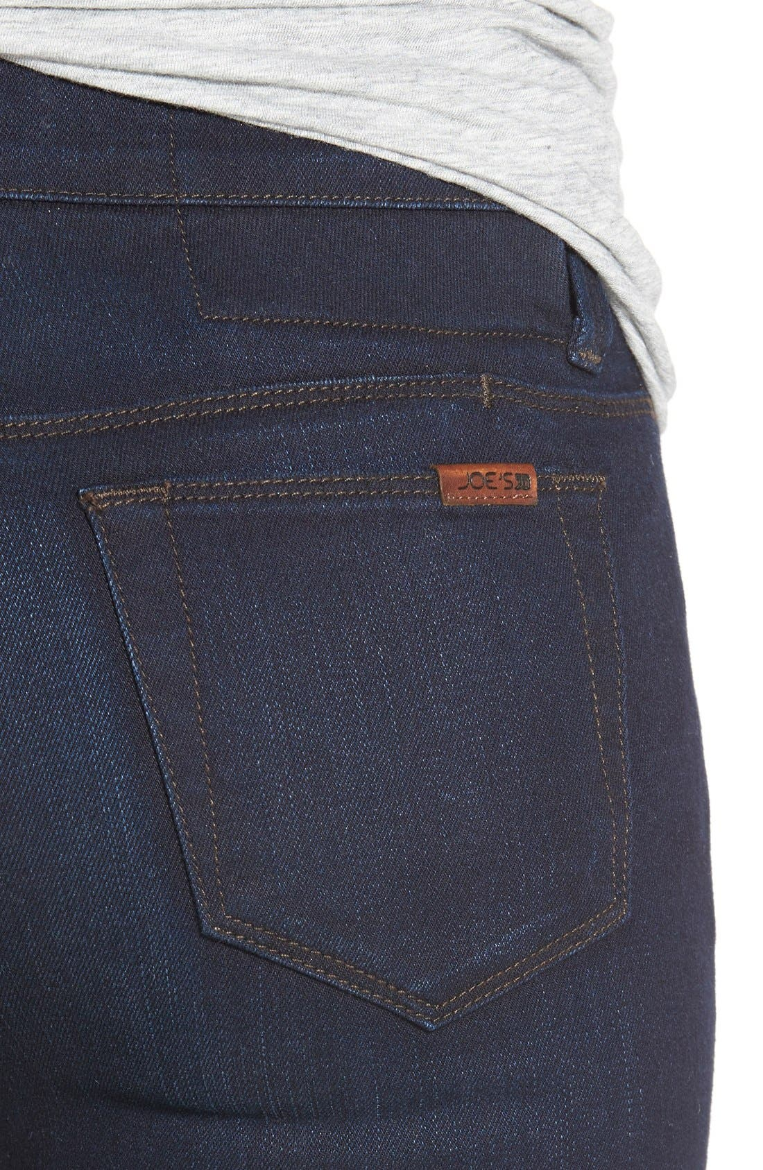 'Flawless - #Hello' Skinny Jeans,                             Alternate thumbnail 2, color,