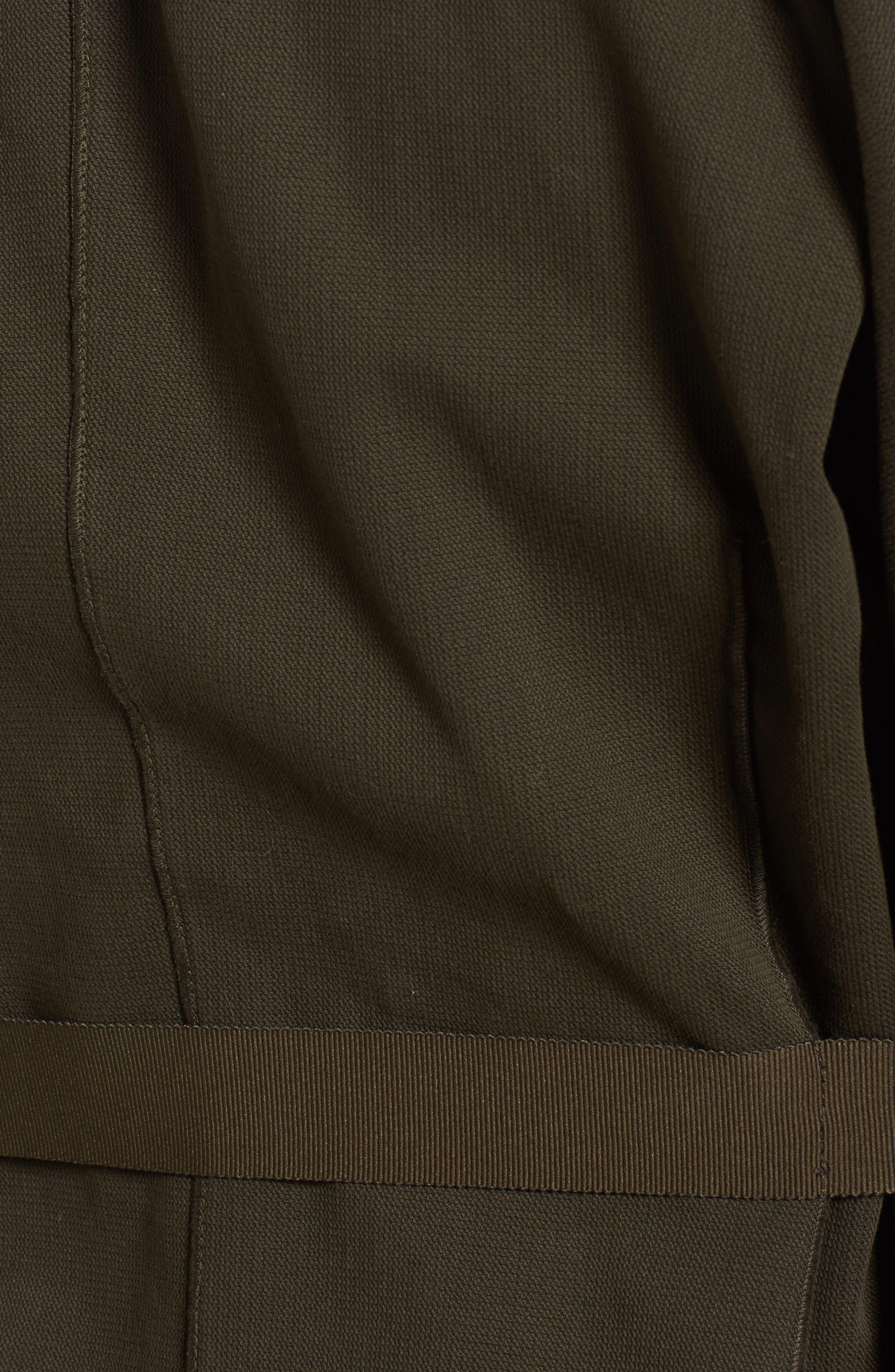 Blanket Kimono Jacket,                             Alternate thumbnail 6, color,