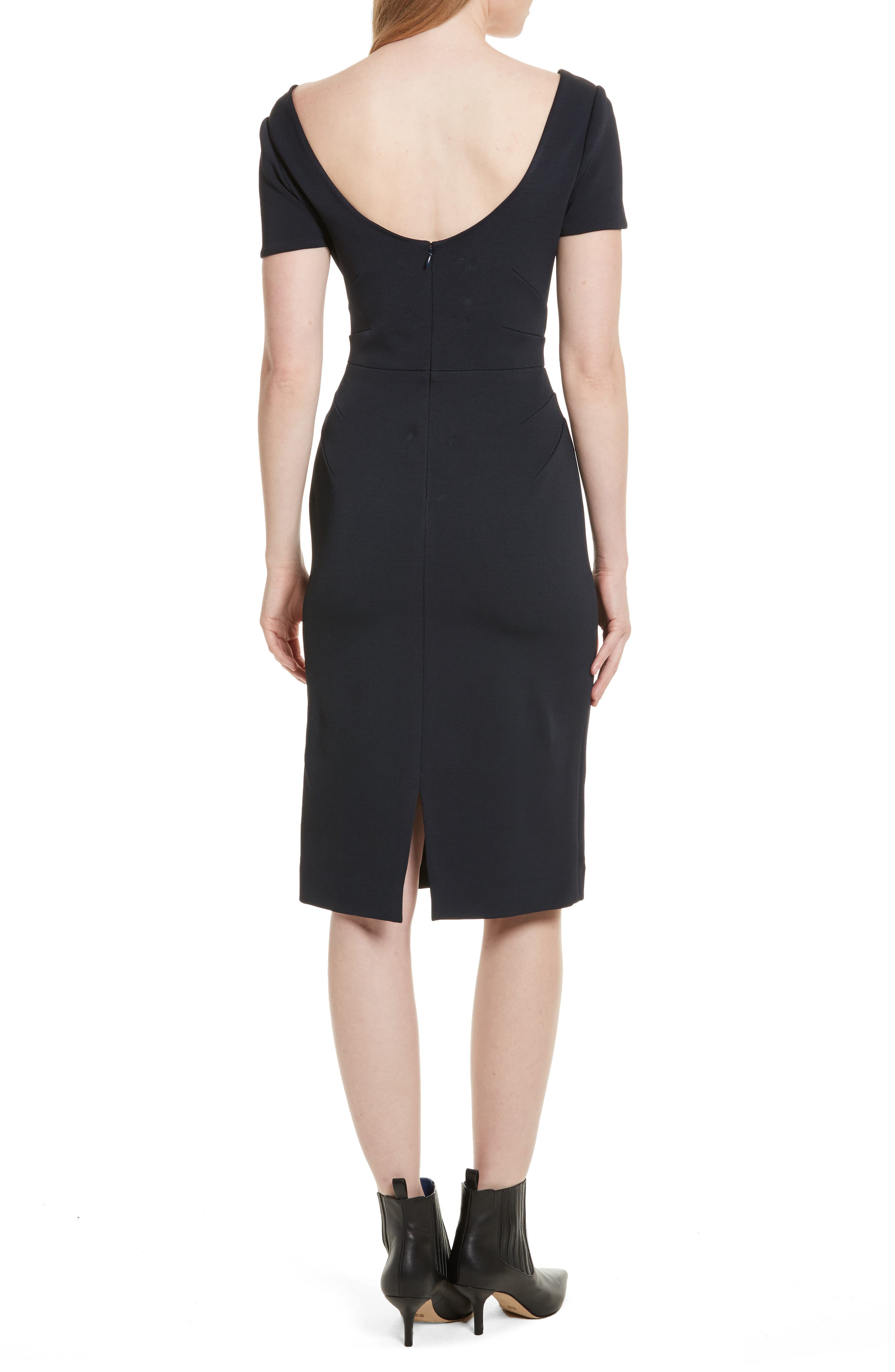 Body-Con Dress,                             Alternate thumbnail 2, color,                             403