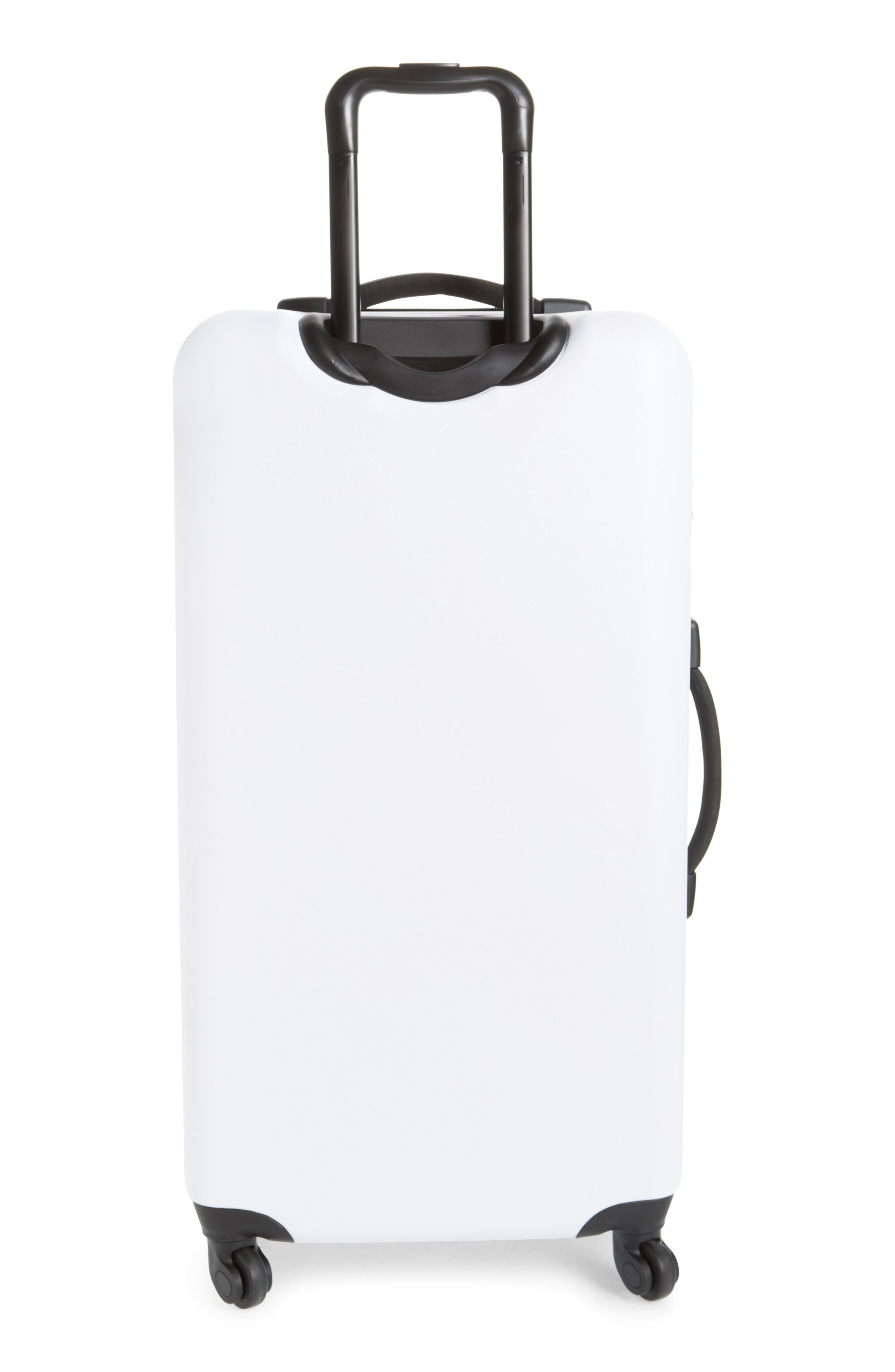 Trade 34-Inch Large Wheeled Packing Case,                             Alternate thumbnail 4, color,                             WHITE