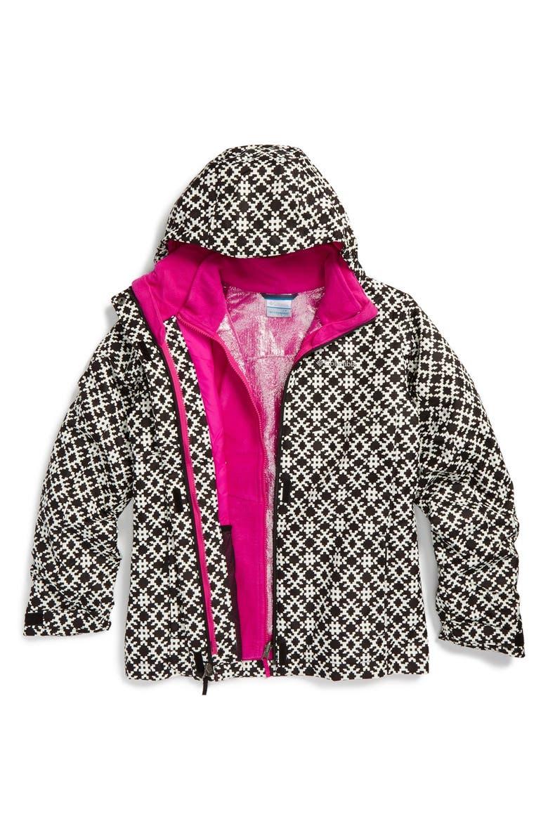 33b73fea95b Columbia  Bugaboo™  Interchange Jacket (Little Girls   Big Girls ...