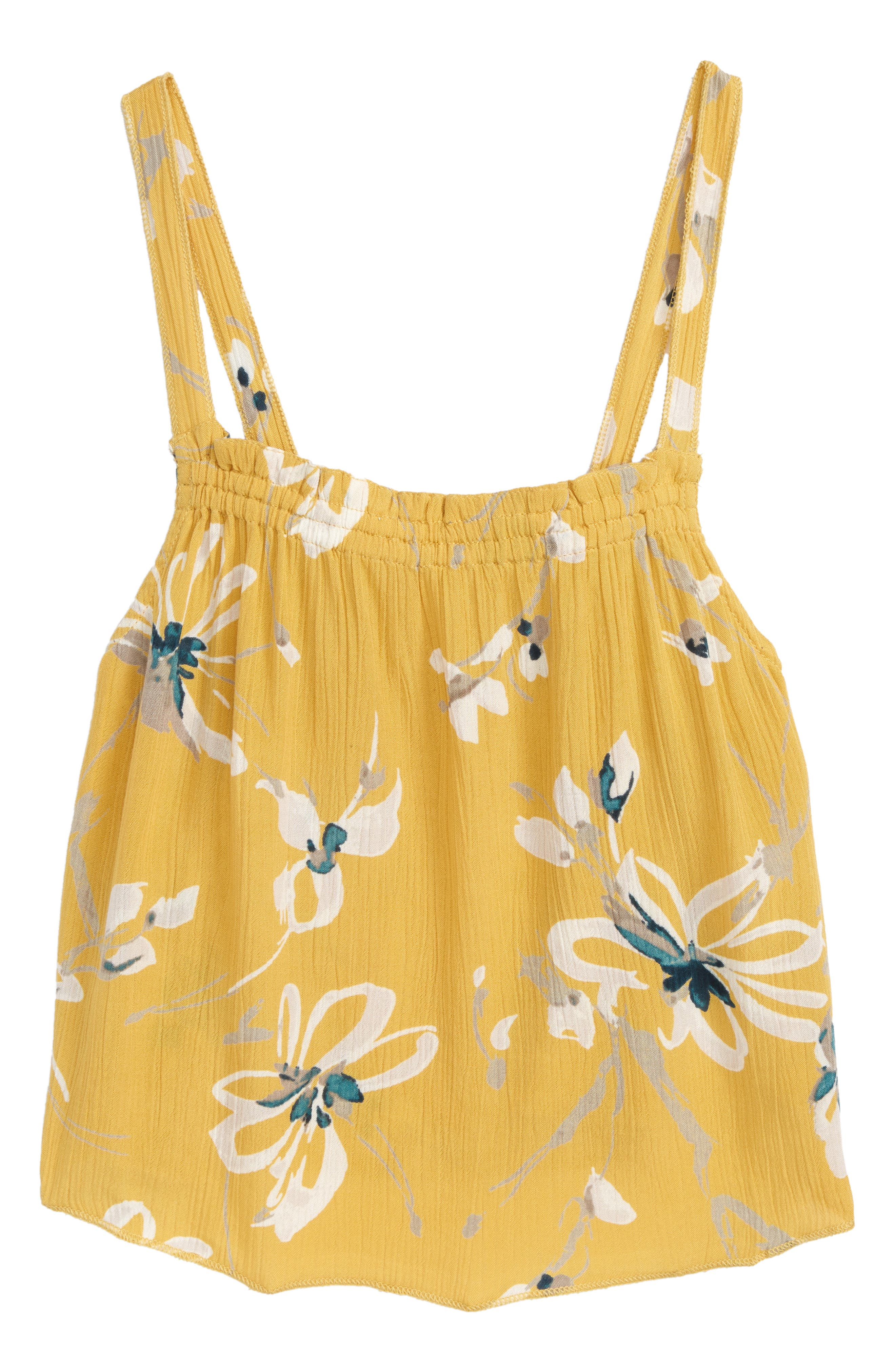 Taylen Floral Tank,                             Main thumbnail 1, color,                             709