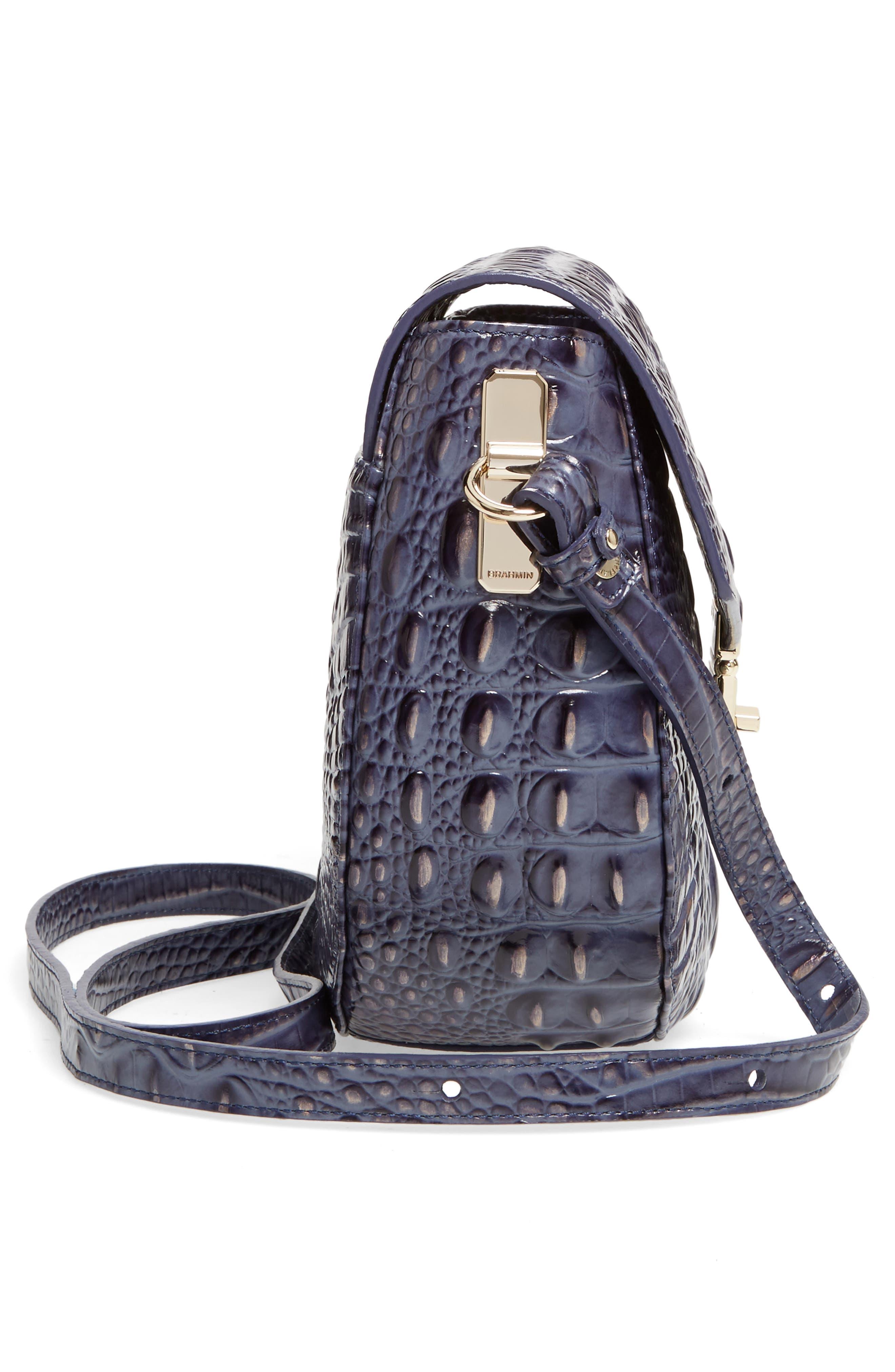 Melbourne - Lizzie Leather Crossbody Bag,                             Alternate thumbnail 24, color,