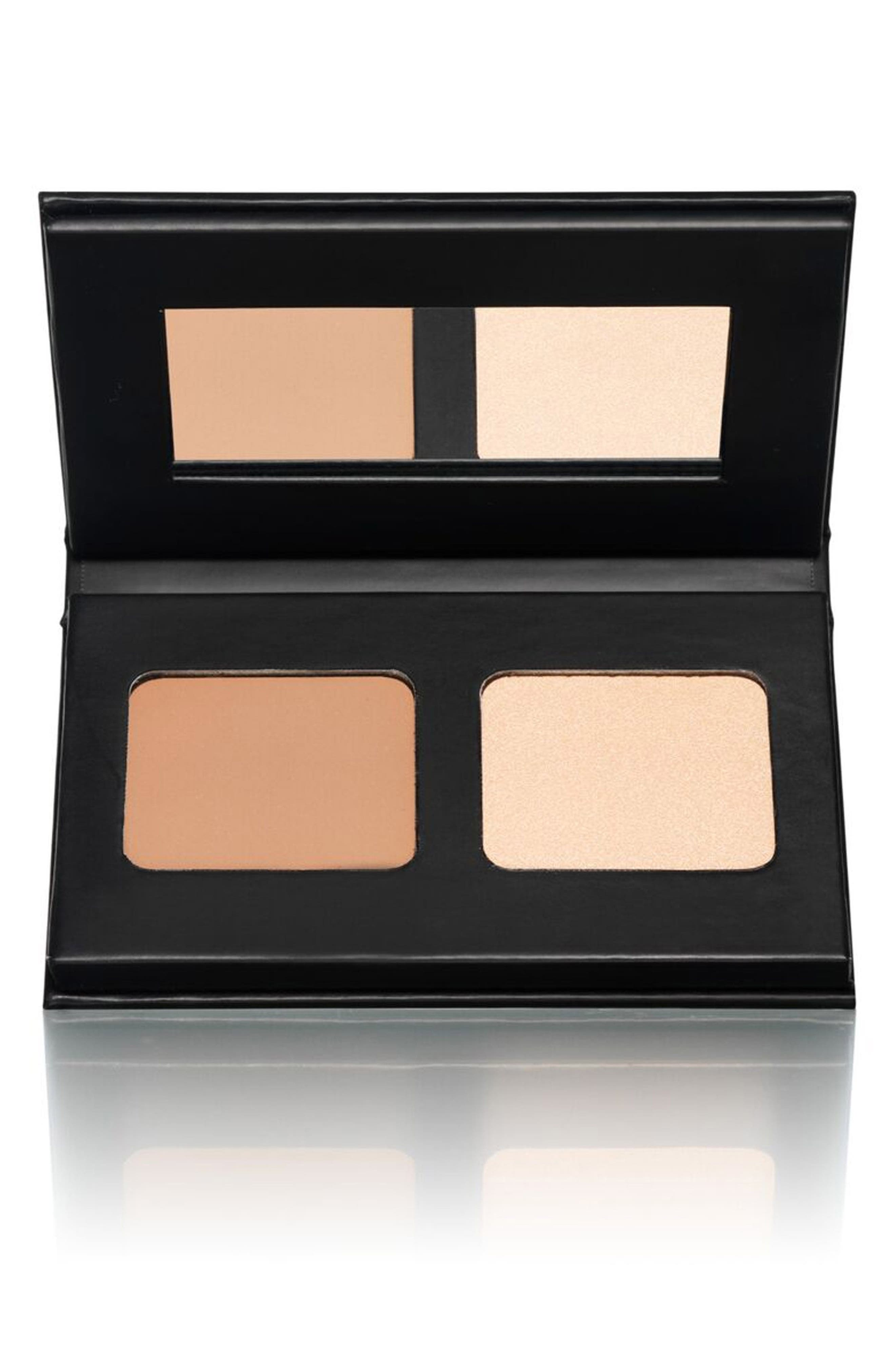 SPACE.NK.apothecary Kevyn Aucoin Beauty The Contour Duo,                             Main thumbnail 1, color,                             BROWN