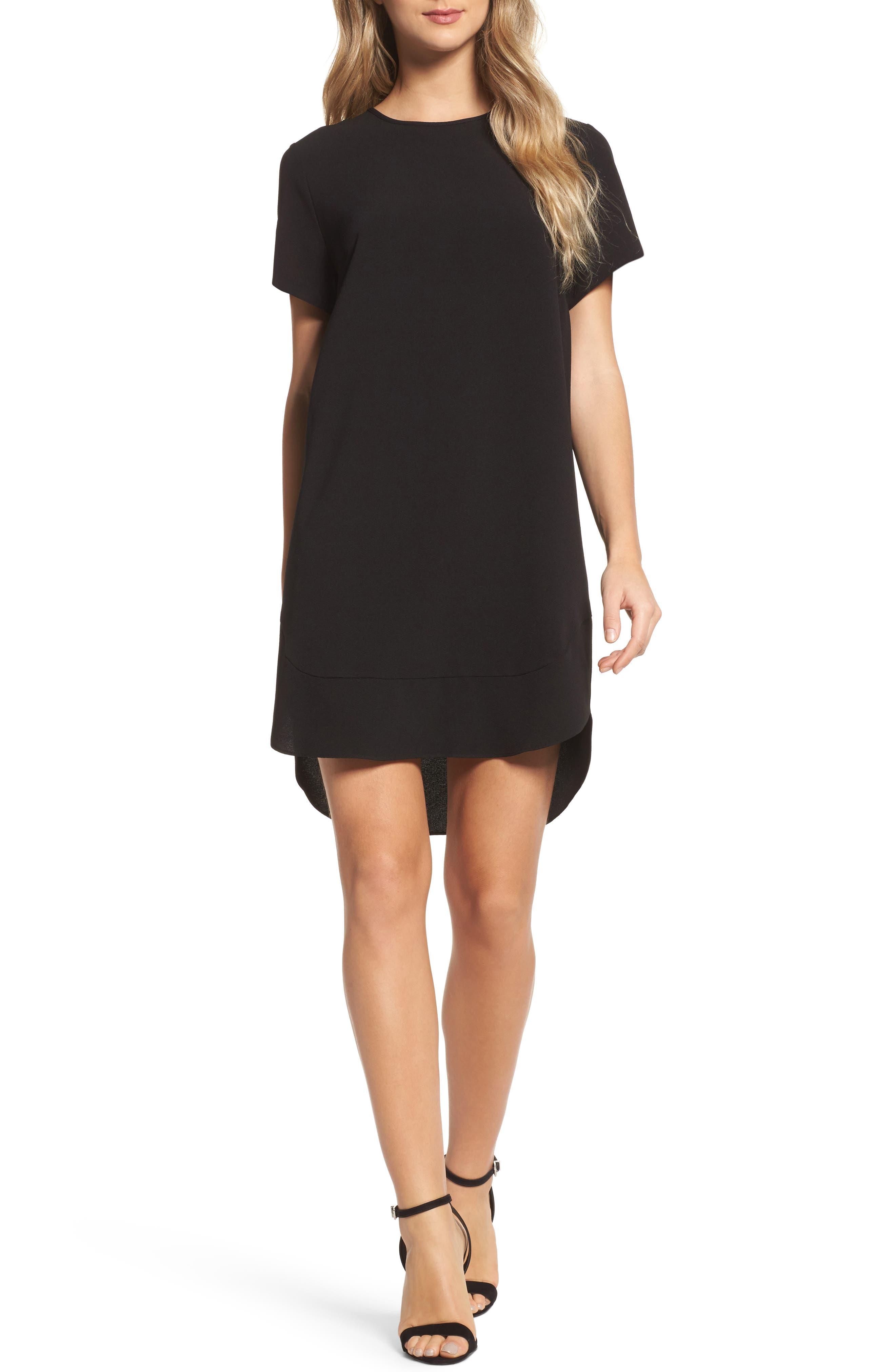 Emerson Shift Dress,                         Main,                         color, 001