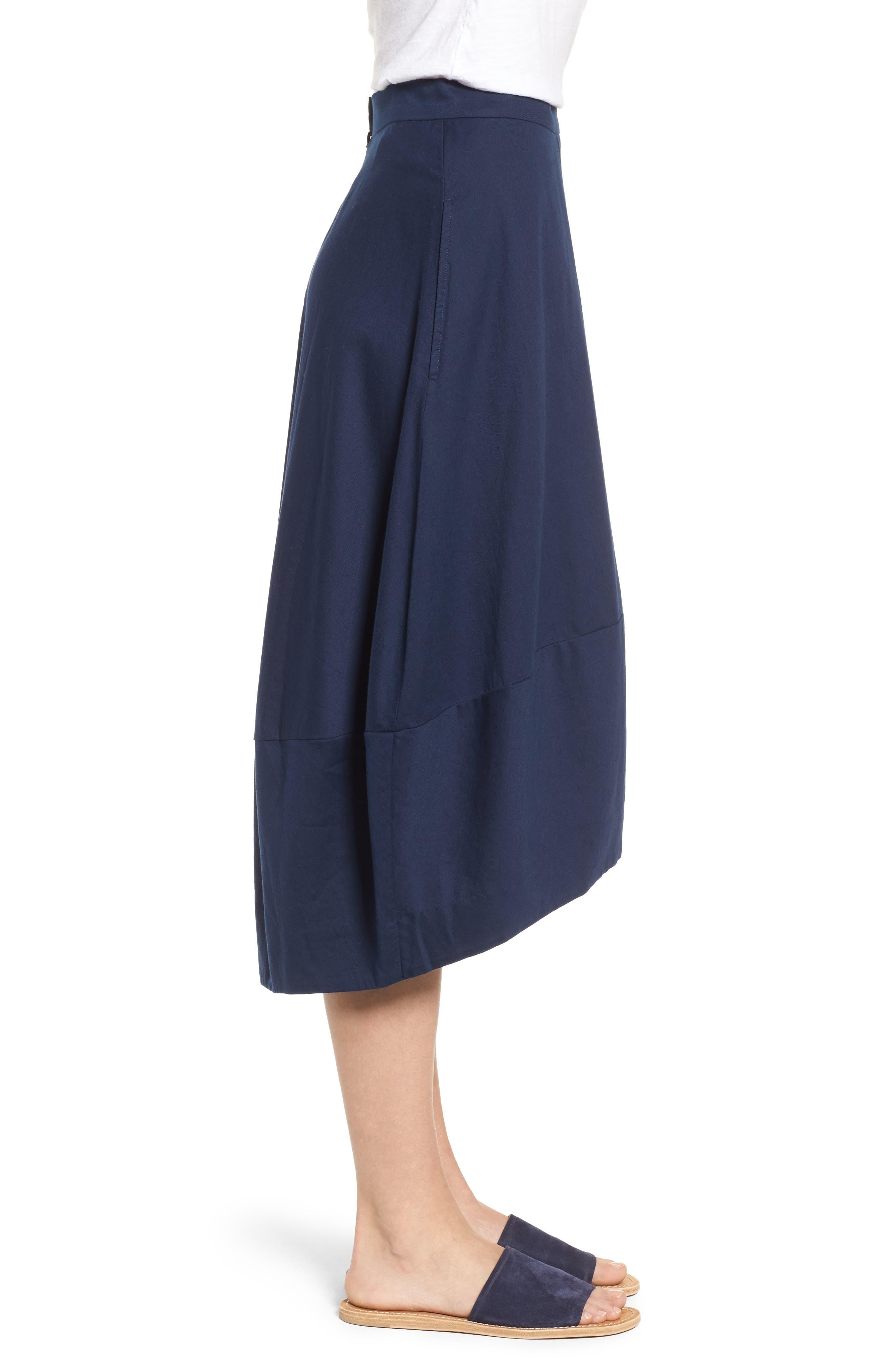 Organic Cotton Lantern Skirt,                             Alternate thumbnail 12, color,