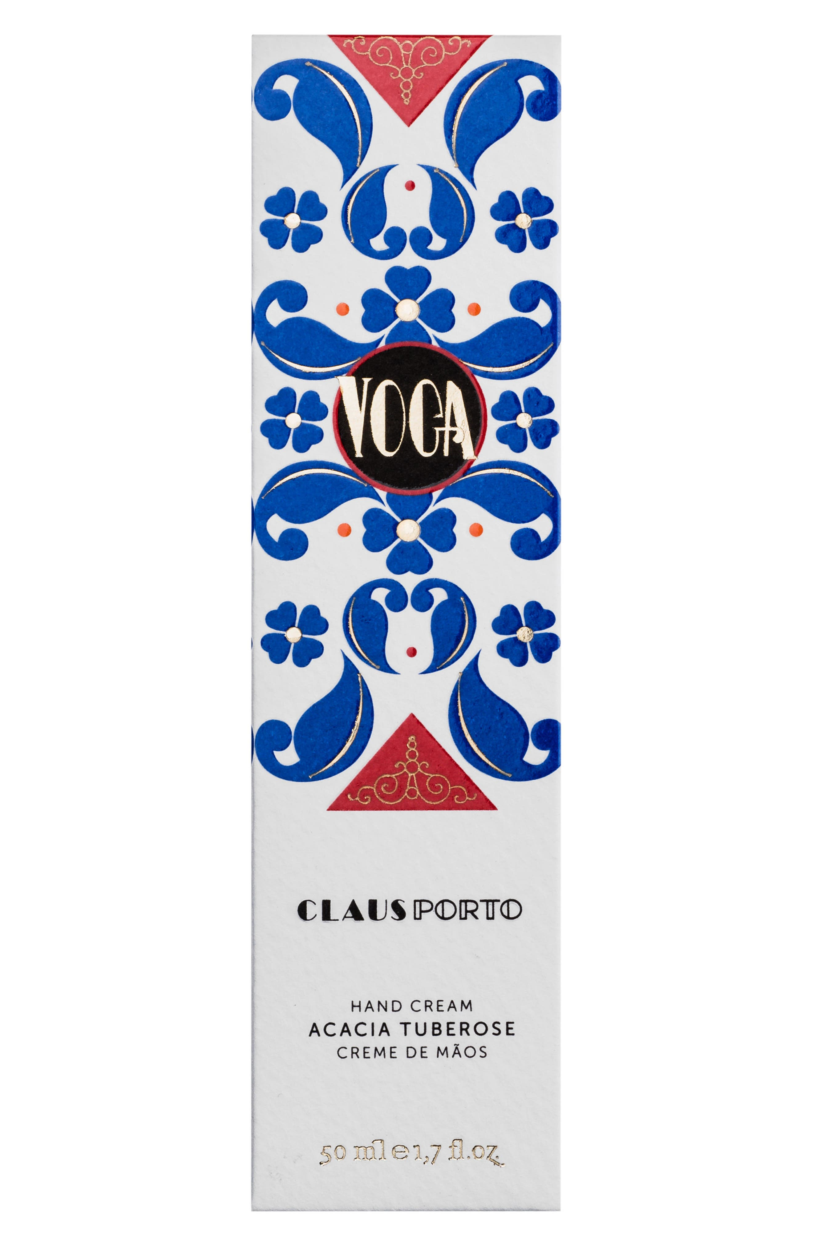 Voga Acacia Tuberose Hand Cream,                             Alternate thumbnail 2, color,                             NO COLOR