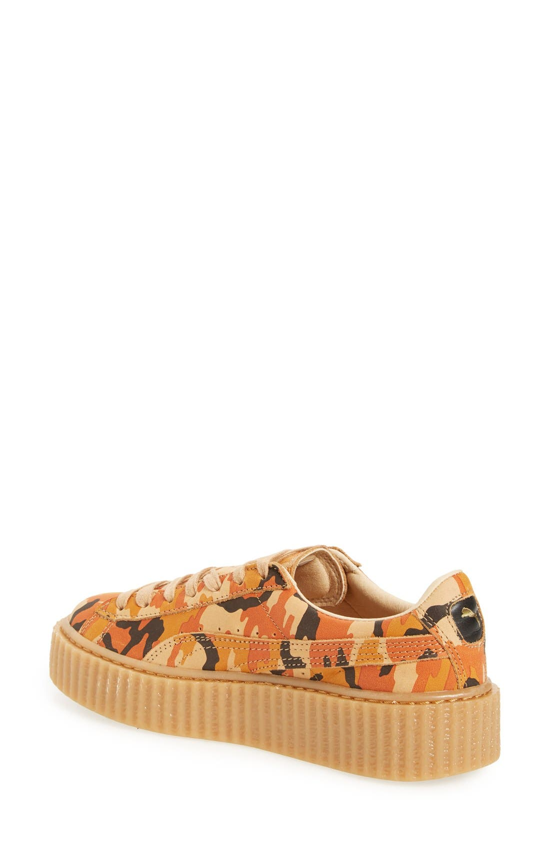 FENTY PUMA by Rihanna Creeper Sneaker,                             Alternate thumbnail 60, color,