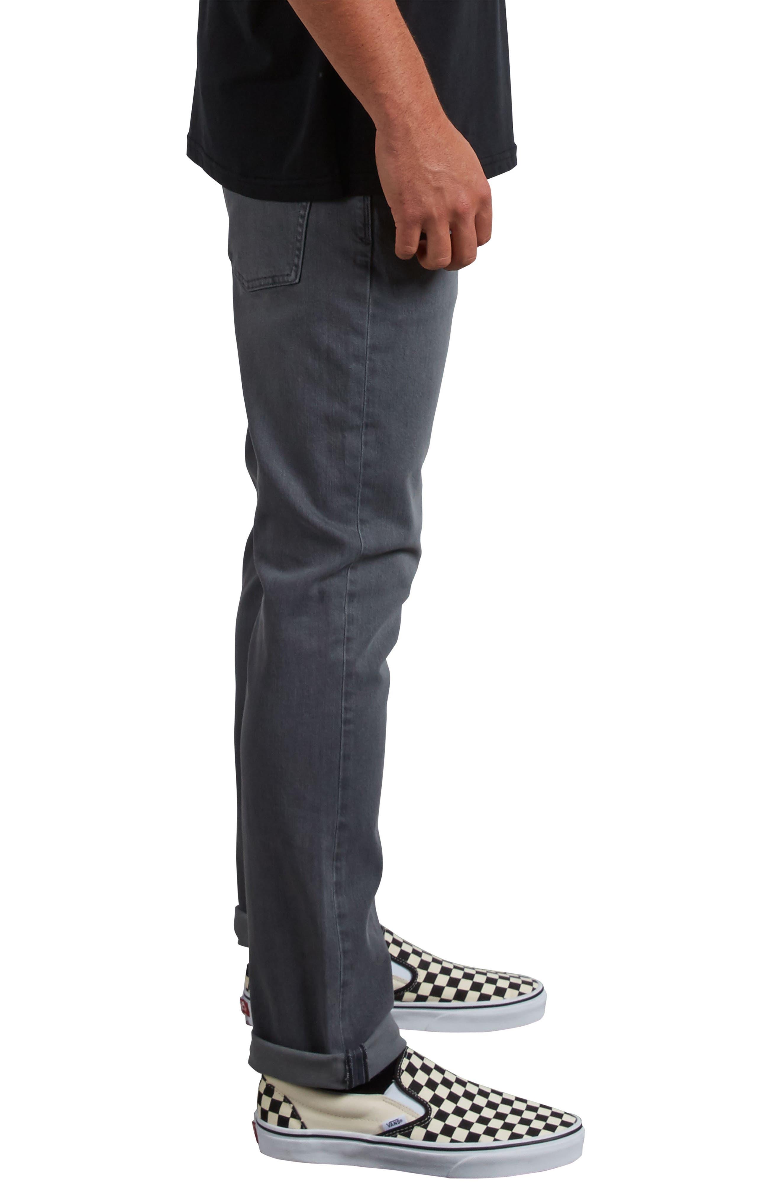 'Vorta' Slim Fit Jeans,                             Alternate thumbnail 16, color,