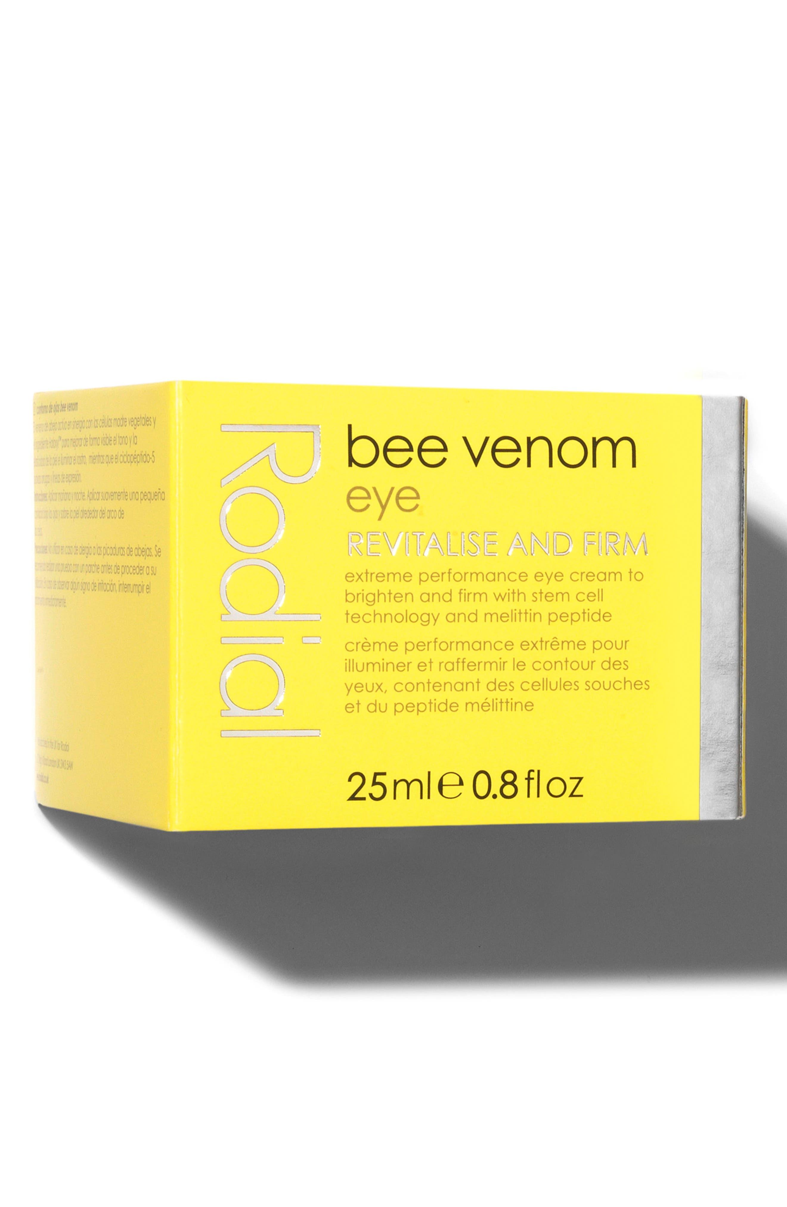RODIAL,                             SPACE.NK.apothecary Rodial Bee Venom Eye Cream,                             Alternate thumbnail 5, color,                             000