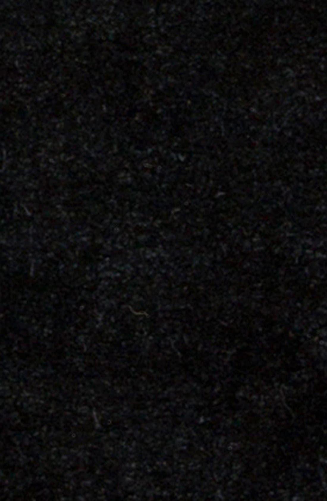 'gramercy' dot wool & silk rug,                             Alternate thumbnail 4, color,                             001