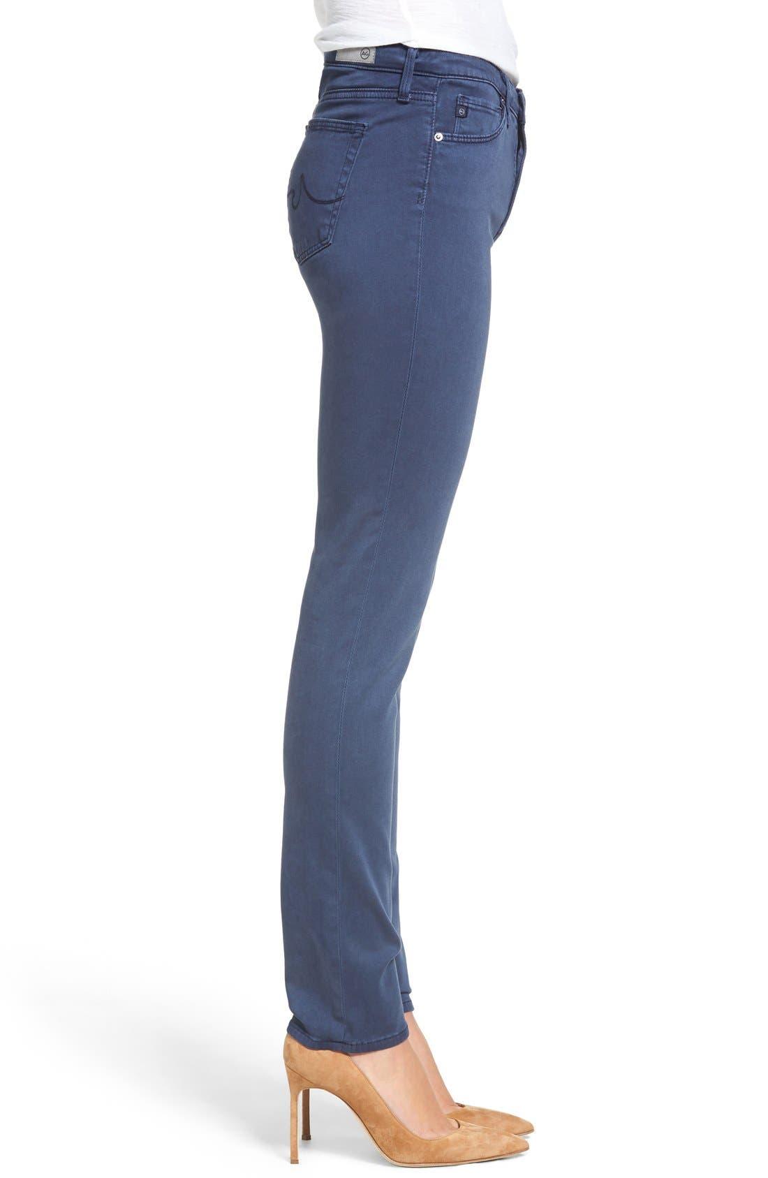 'The Prima' Cigarette Leg Skinny Jeans,                             Alternate thumbnail 98, color,