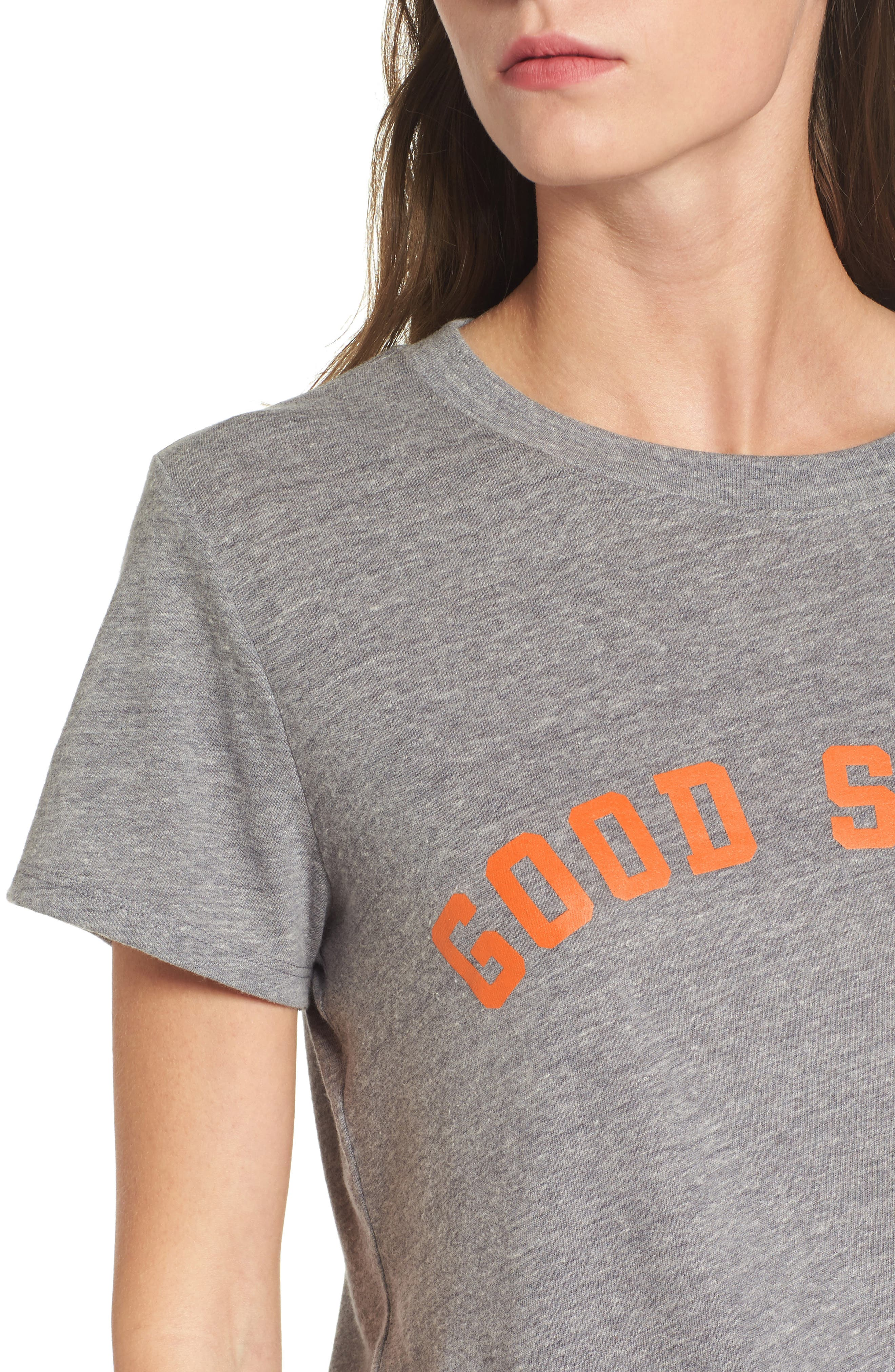 Good Sport Graphic Tee,                             Alternate thumbnail 4, color,                             050