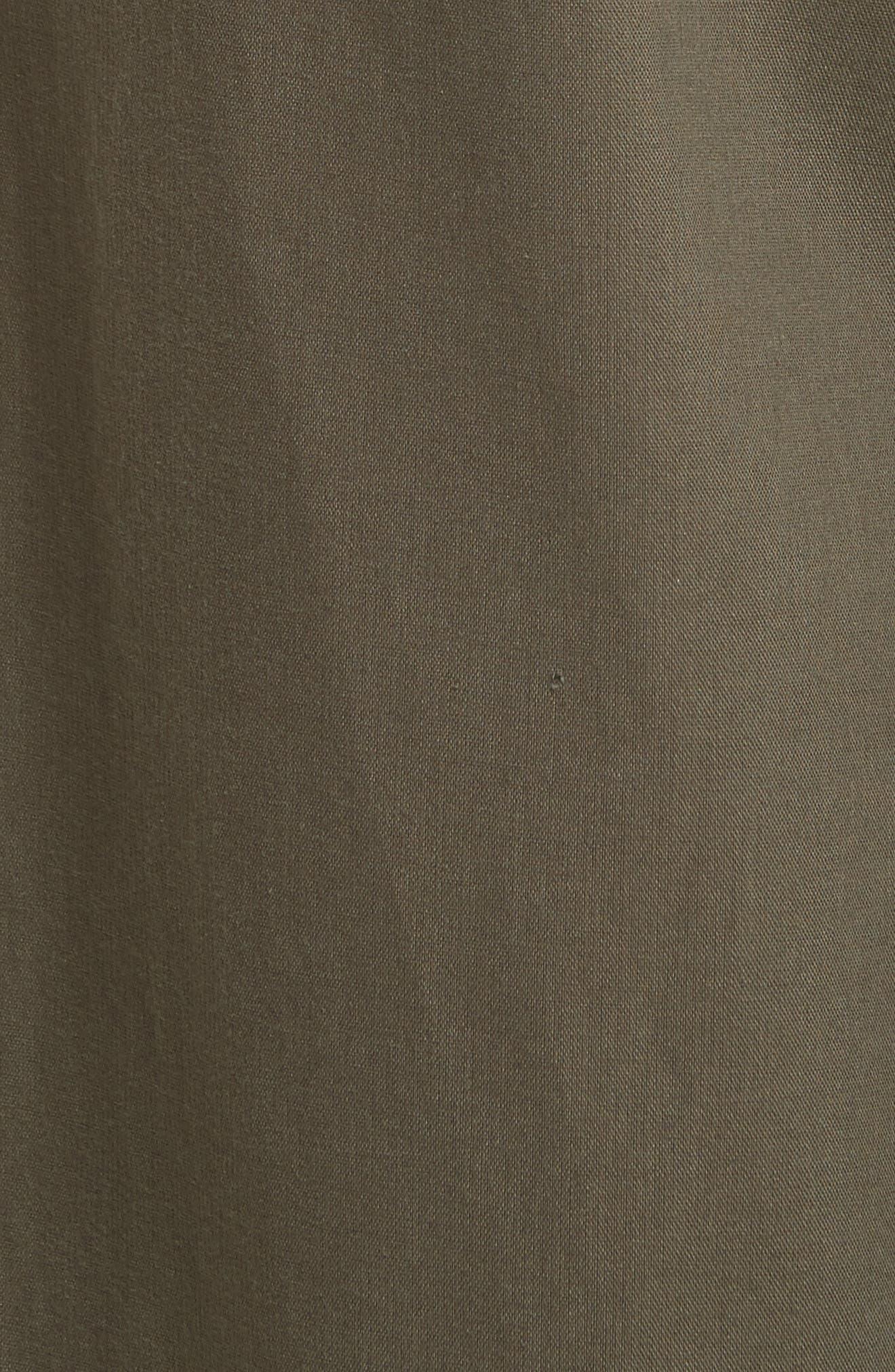 crop military pants,                             Alternate thumbnail 5, color,                             301