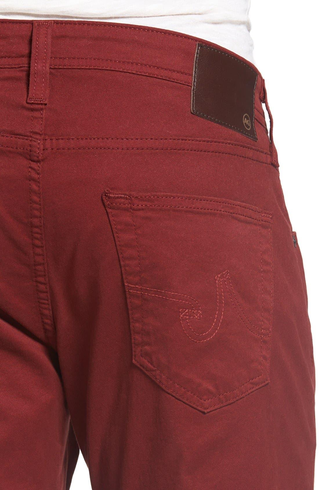 'Matchbox BES' Slim Fit Pants,                             Alternate thumbnail 215, color,