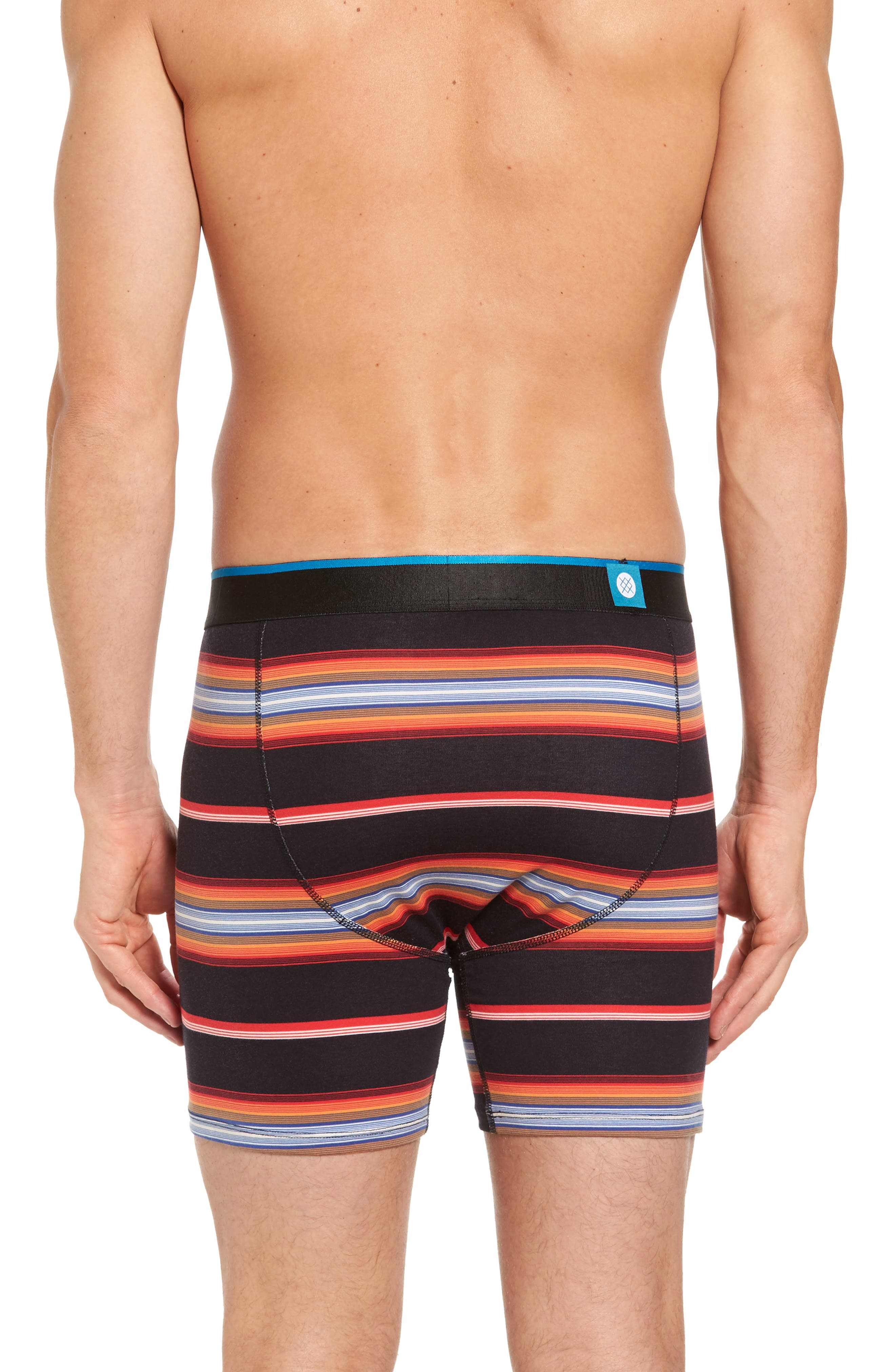 1979 Stripe Boxer Briefs,                             Alternate thumbnail 3, color,