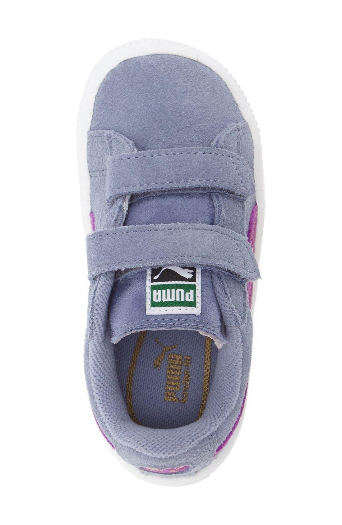 Suede Sneaker,                             Alternate thumbnail 26, color,
