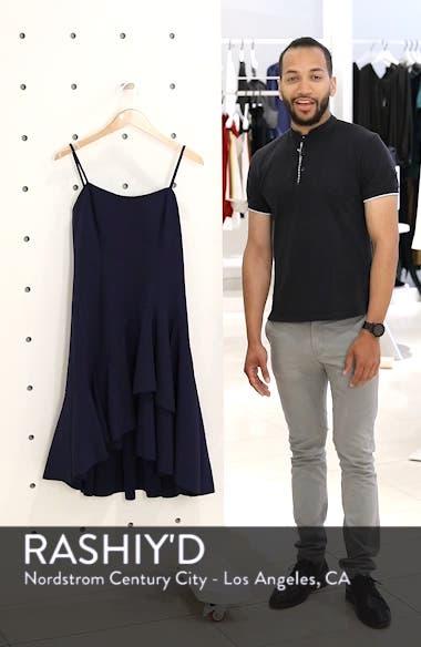 High/Low Ruffle Hem Dress, sales video thumbnail