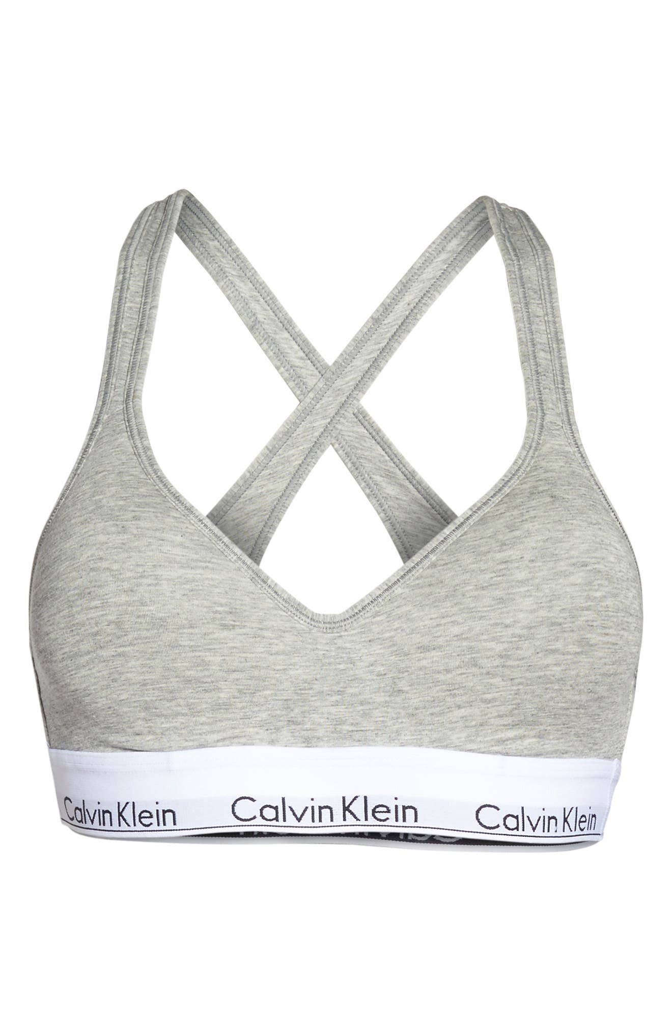 Modern Cotton Bra,                             Alternate thumbnail 18, color,