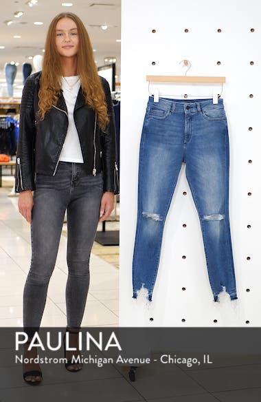 Farrow Instaslim High Waist Ankle Skinny Jeans, sales video thumbnail