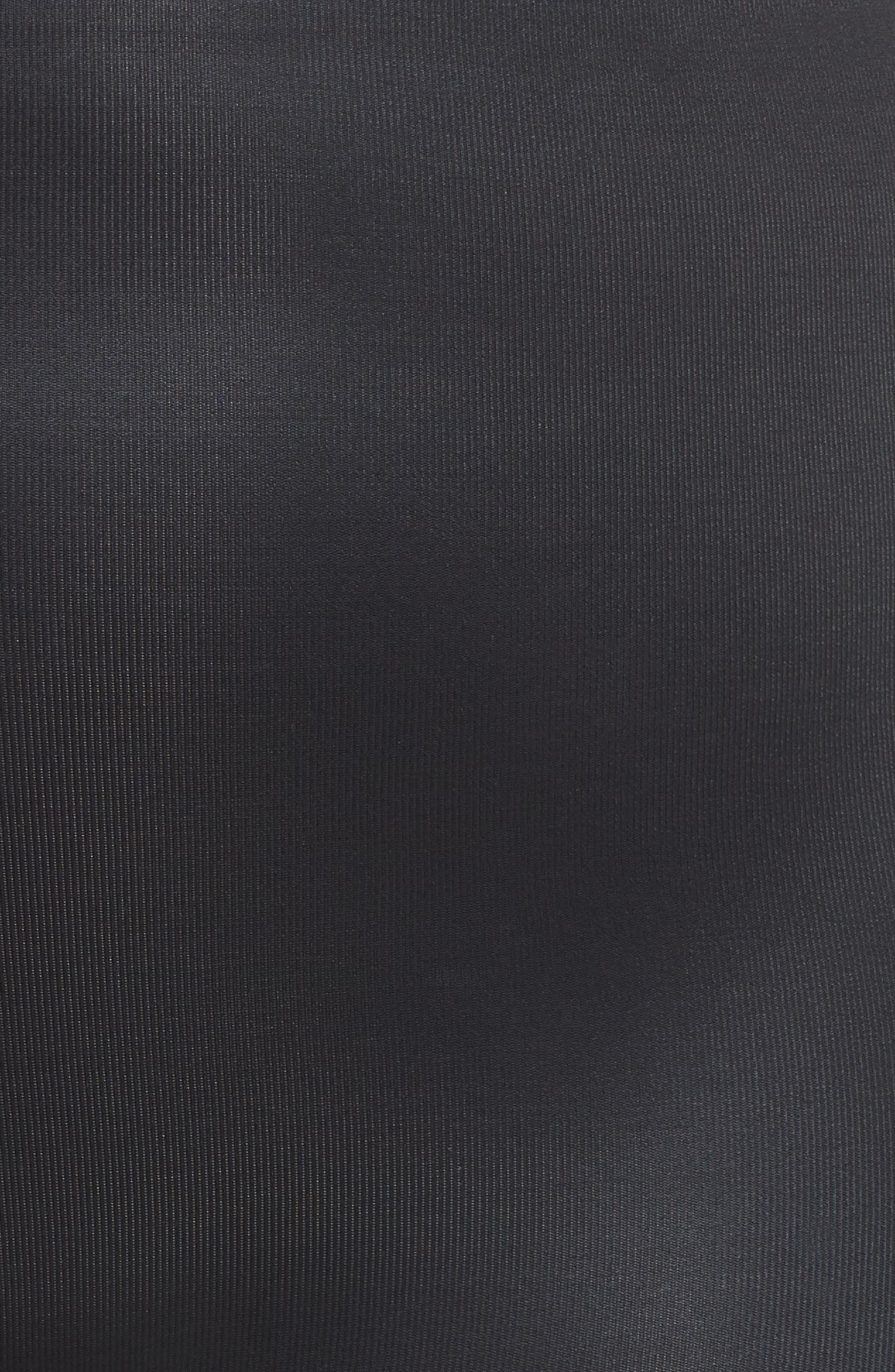 SPANX<SUP>®</SUP>,                             Suit Your Fancy Butt Enhancer Shorts,                             Alternate thumbnail 5, color,                             VERY BLACK