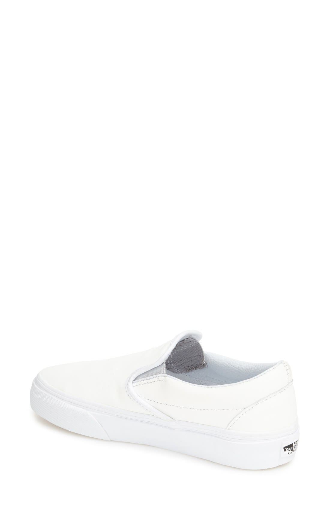 Classic Slip-On Sneaker,                             Alternate thumbnail 324, color,