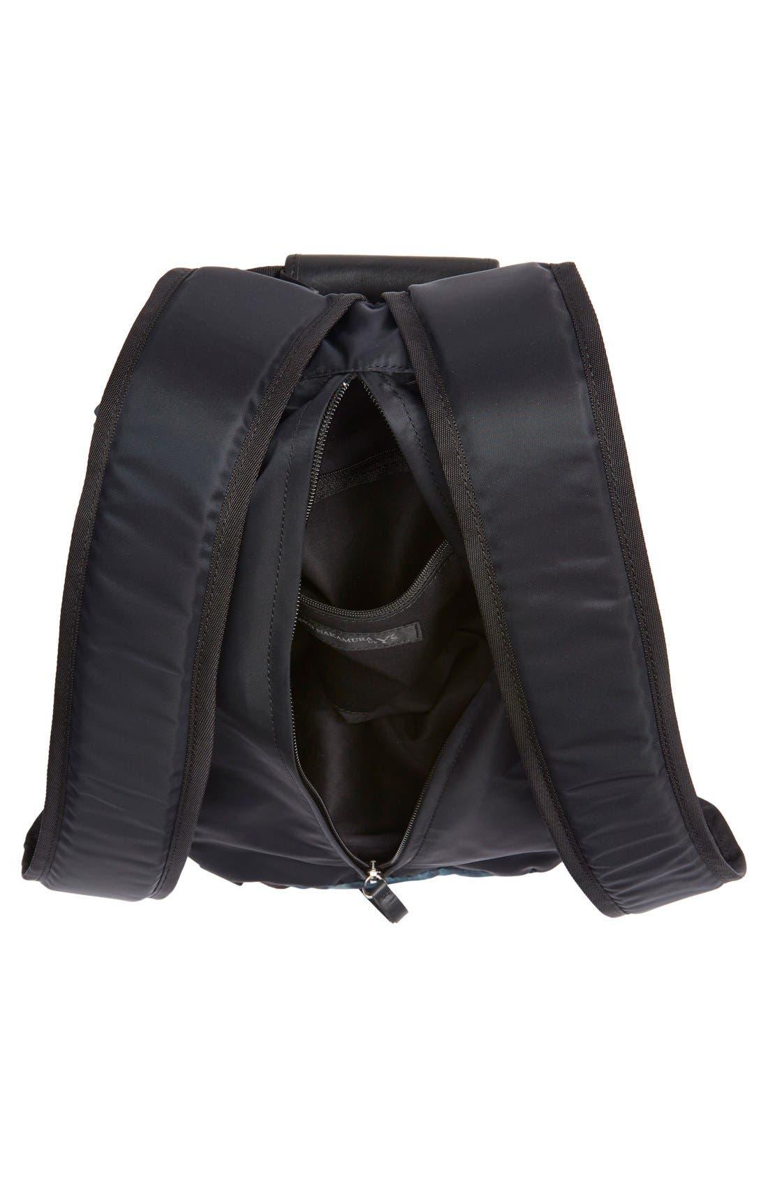 'Tuck' Nylon Backpack,                             Alternate thumbnail 3, color,                             410