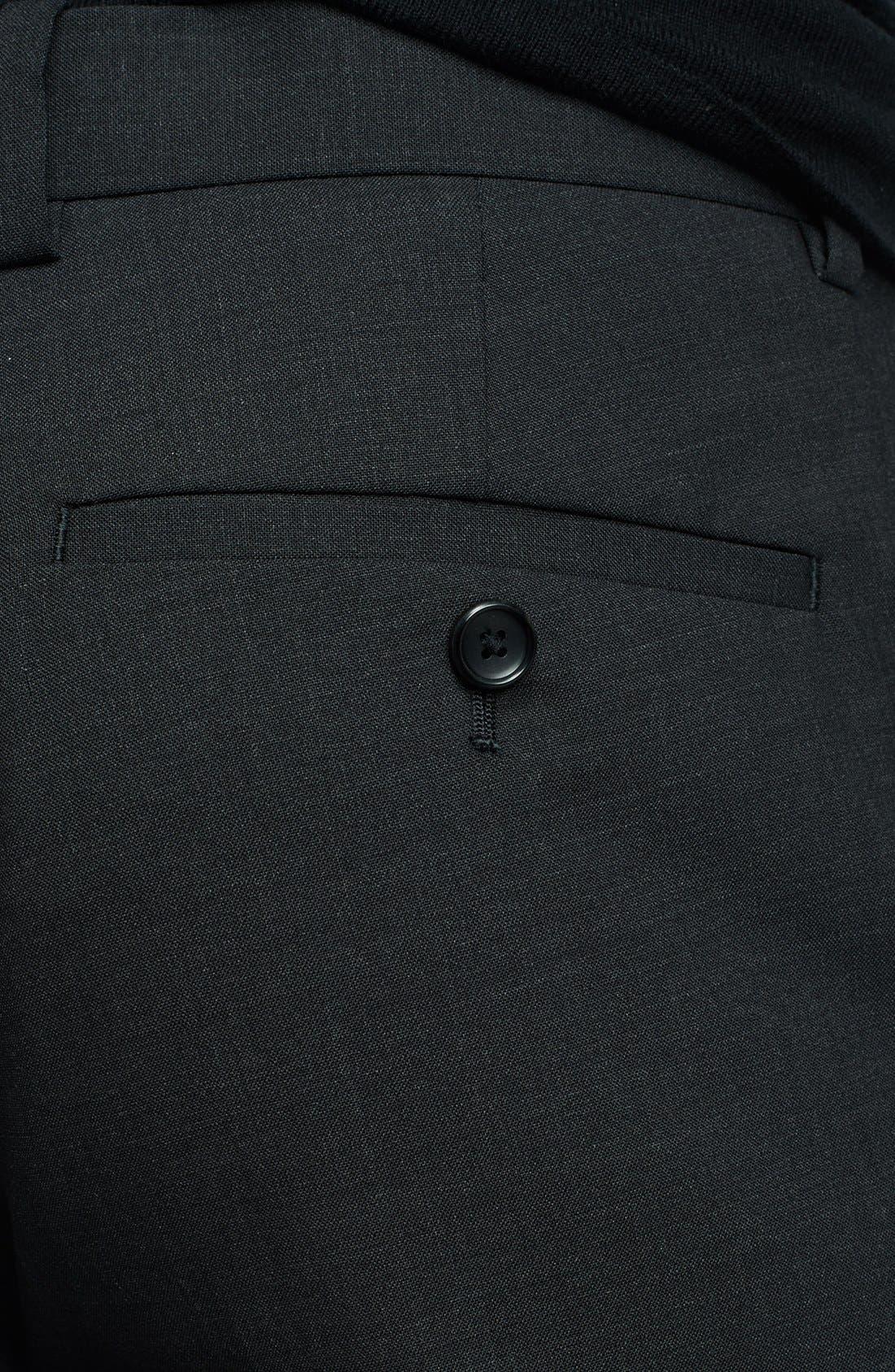 'Marlo New Tailor' Slim Fit Pants,                             Alternate thumbnail 8, color,